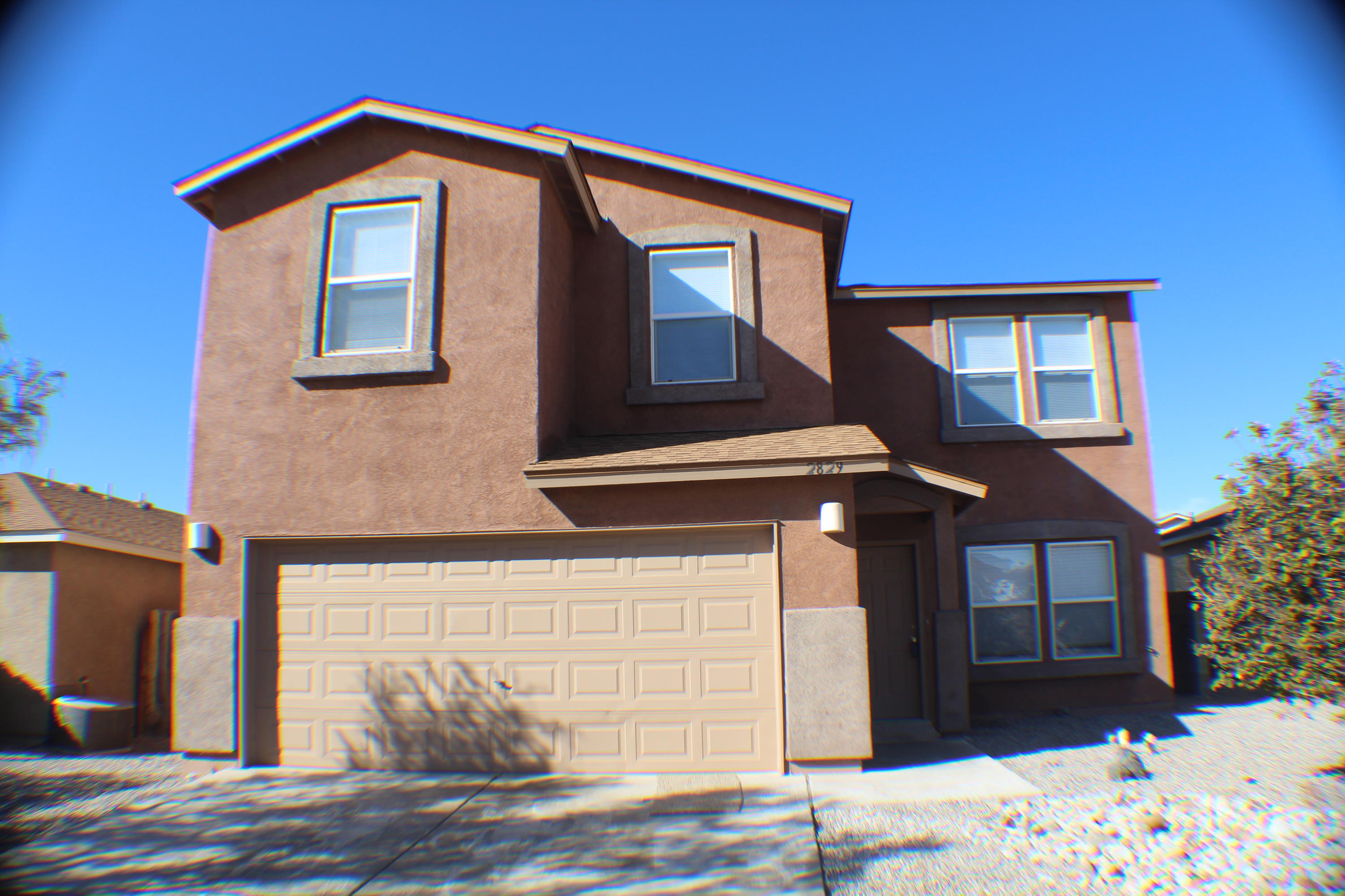 Move in ready Four bedroom home has new paint, carpet, counter tops, range/oven, dishwasher and garage door opener..Recent roof and hot water heater.  Show and sell!