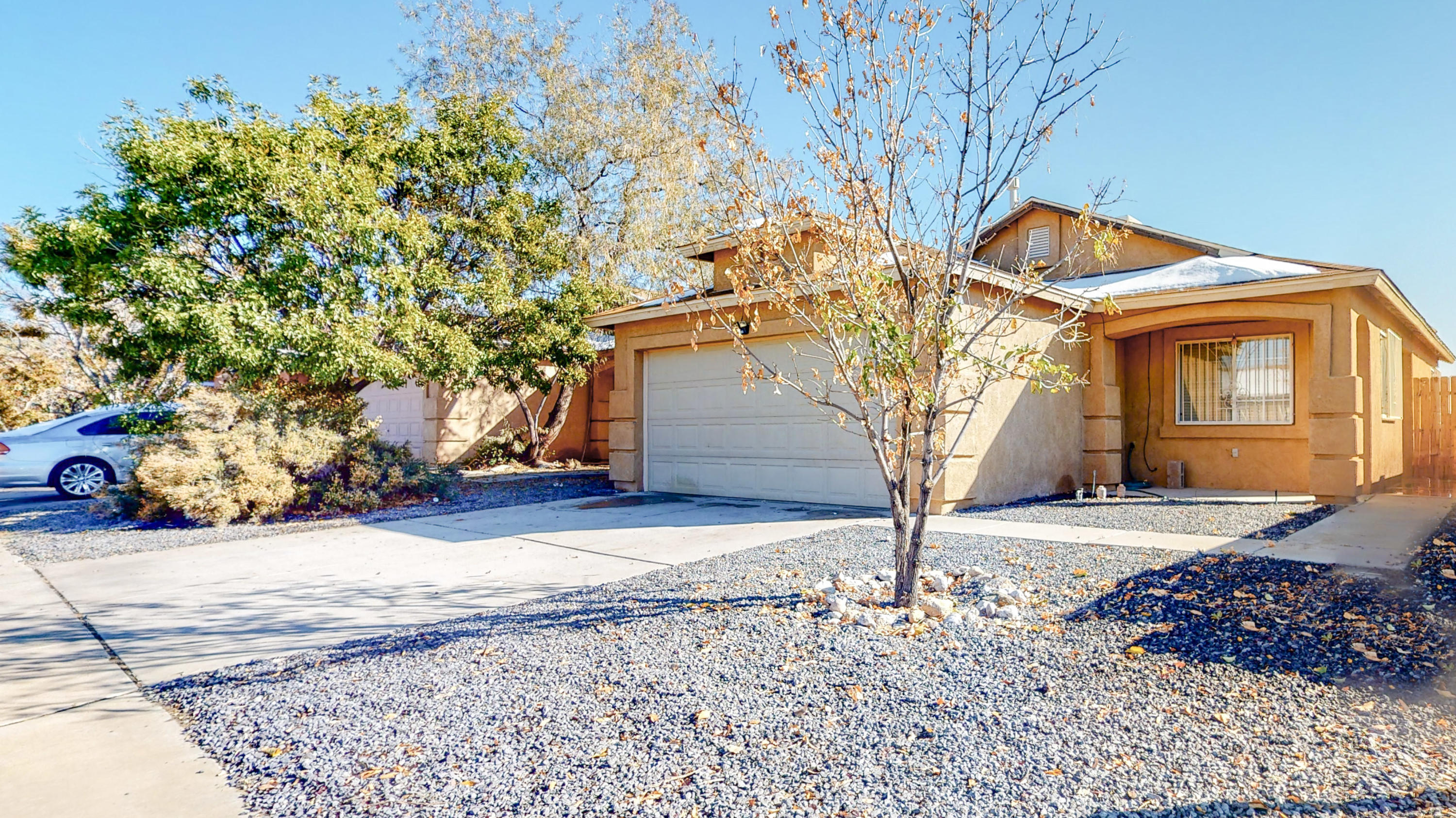 Move in Ready 3 Bed 2 bath home with an excelling floorplan and tons of natural light! Large Master Bedroom! Updated kitchen, New paint, and low maintenance backyard landscaping. Nice & private lot with no neighbors behind you.