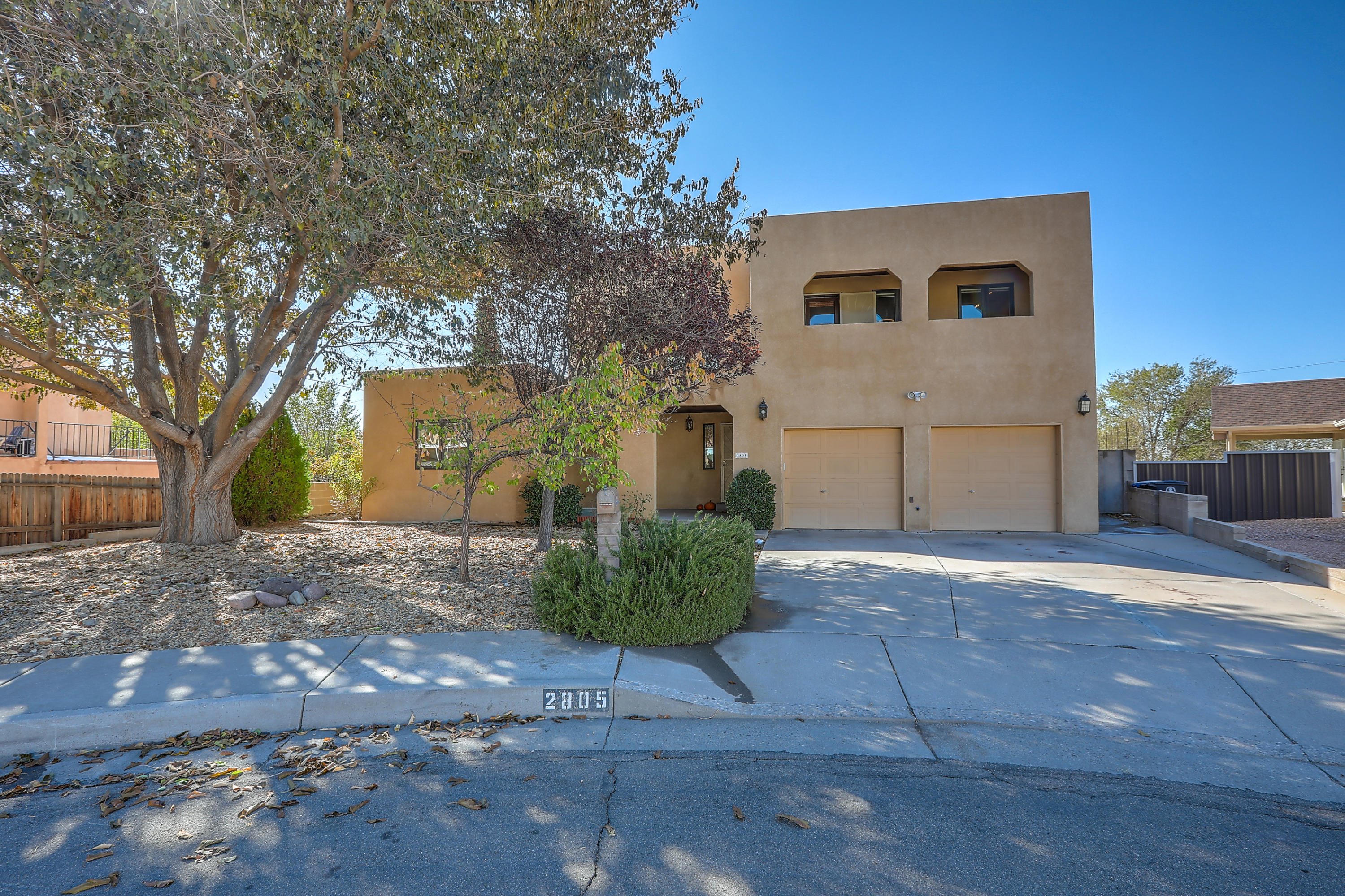 You won't want to miss this beautifully updated foothills home located in a private culs-de-sac. There are mountain views from the master balcony/bedroom, a great deck for entertaining and a in-ground gunite pool and jacuzzi. Granite counter-tops in the kitchen and baths. Windows have all been replaced with Pella In-Glass Blinds/Shades. Huge master suite and large walk-in closet. Enjoy the mountain and city views from the upstairs living area. Approx. 1,500sf of unfinished basement storage. Newer pool pump and heater. LVT floors were installed in 2019 along with a new roof (2019). Kitchen updated this year! New Hot Water Heater(2020). Don't miss out on this opportunity!