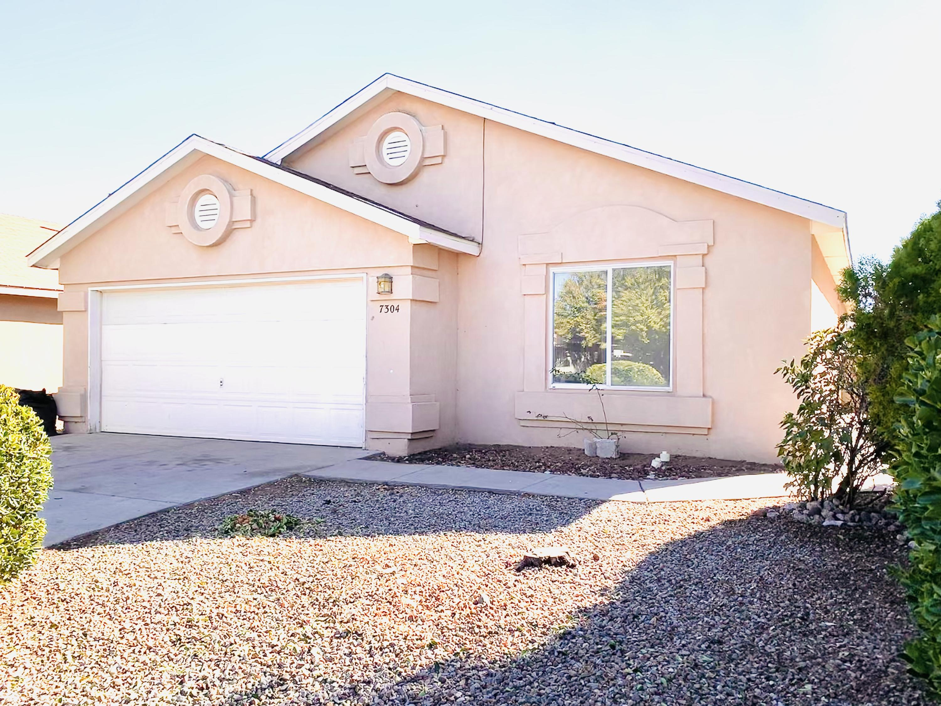 Turn key home with an open floor plan and vaulted ceilings!  This is a thought out floor plan with no wall to wall bedrooms and thought out storage space.  Make this home yours today.  More pics coming soon!
