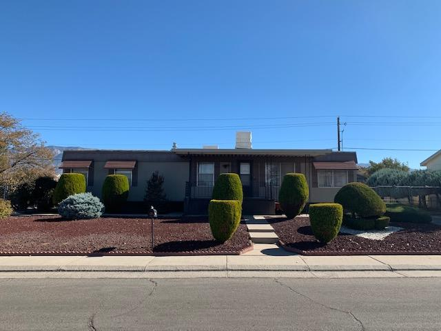 Great opportunity to own your own piece of the American Dream!  Slightly dated, large lot, 2 car garage, 3 decks, price to sell AS IS.  Formal Living and dining, den w/wet bar, 2 bedrooms, 2  baths. All appliances stay plus some furniture IF you want it!