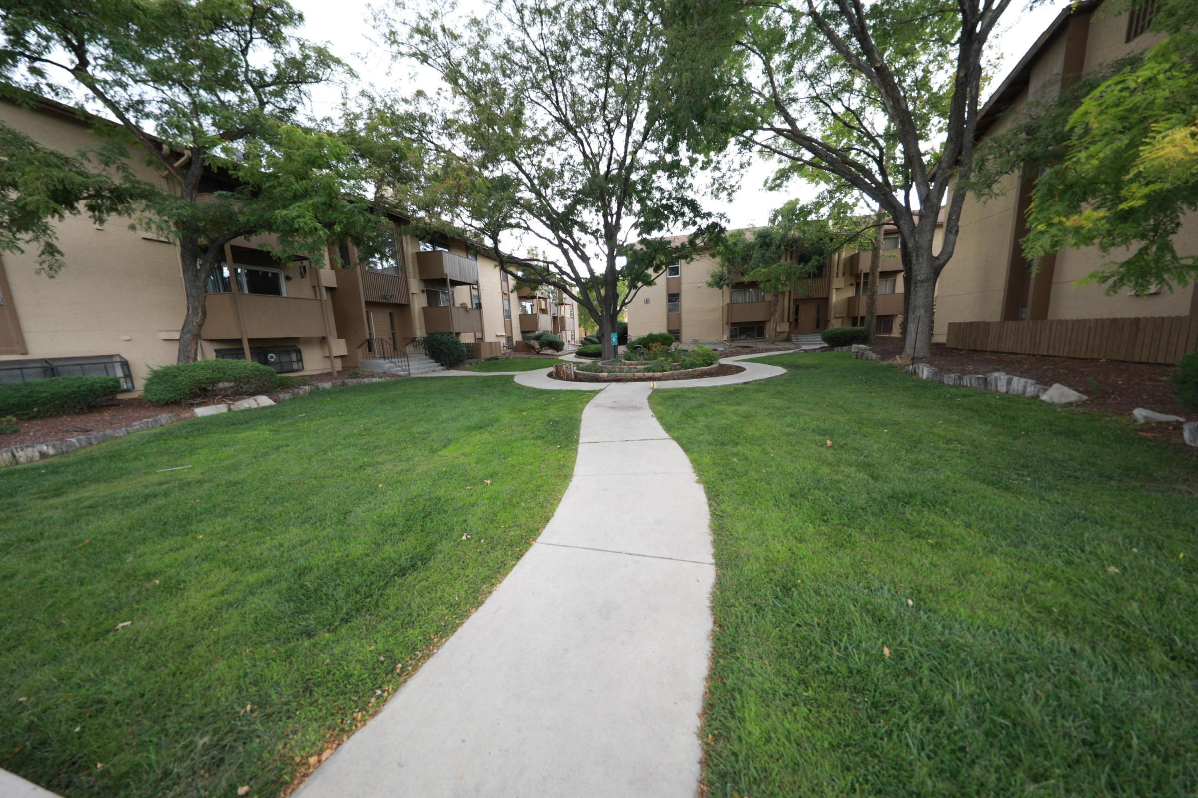 Welcome home to this cute condo in a quiet, gated community. This home includes a new range and new fixtures. You'll also enjoy updated flooring throughout. The furnace is newer too! This property has a swimming pool, sauna, gym and clubhouse! This is a great place to call home!