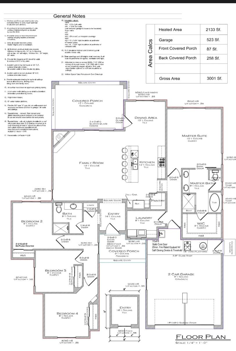 NEW CONSTRUCTION!!!! This gorgeous floor plan is complete with 2,100 sq. ft. , sits on .55 acre on a corner lot that includes 4 bedroom, 2 bath, 2 car garage, refrigerated air, raised ceilings, open living room and kitchen design and so much more.  Home is currently finishing the framing stages...Call to see this home and make your custom choices!!