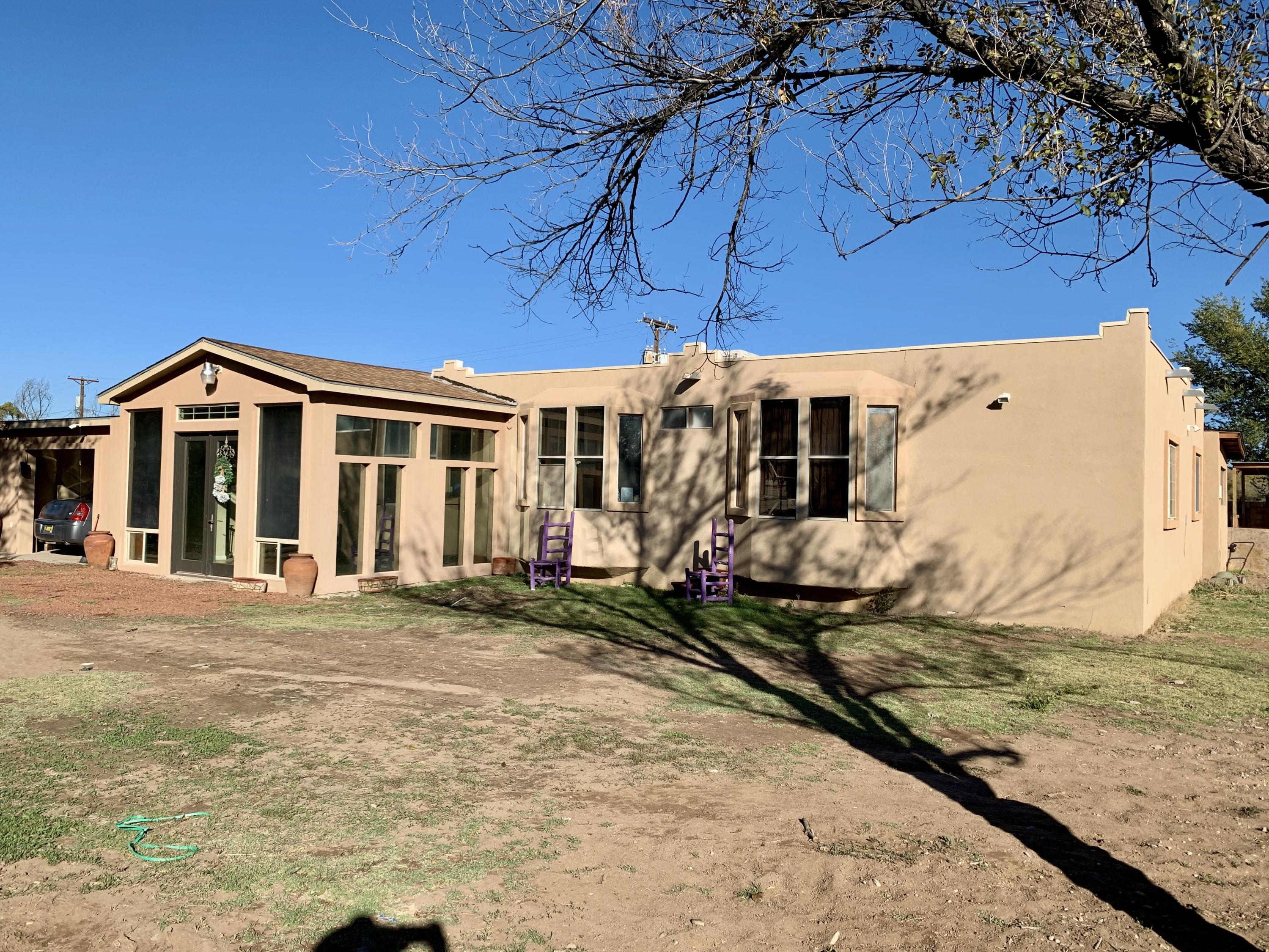 Half Acre Property, 3 bedroom 2 Bath, 2 are Masters.  2 Living Room.  Huge Sun Room.  Come view Today.  Covid Instruction in Place.