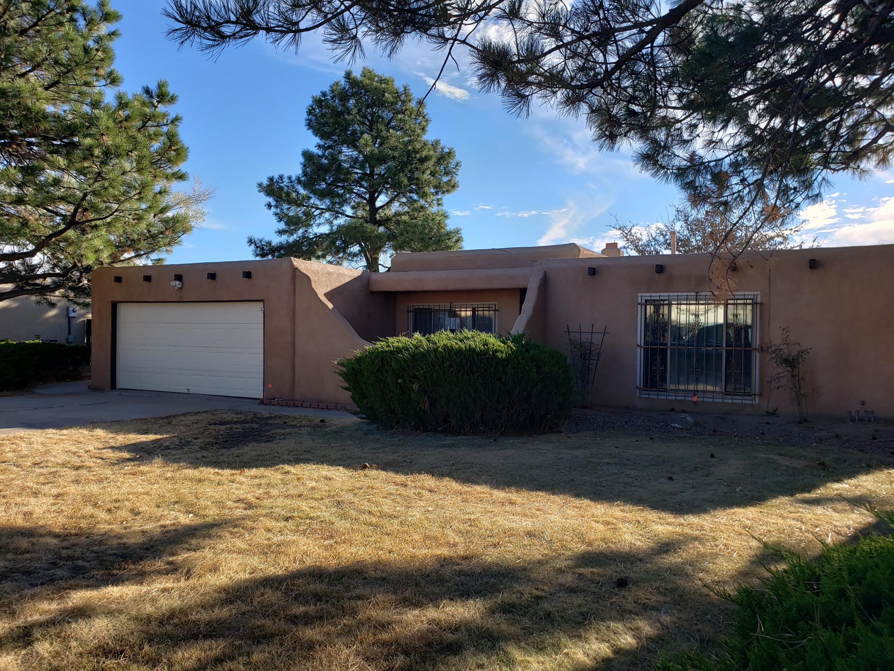 Just Listed! This 1-story home features a 4 bedroom 1.75 bath floorplan, 2 living areas, wood burning fireplace, covered patio and an  attached 2 car garage. Home is eligible for $100 Down Payment Program when using FHA 203B or FHA 203K financing.