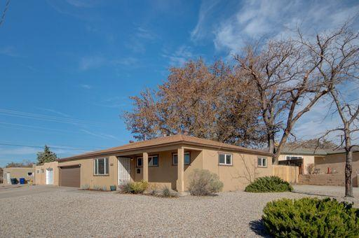 MOVE IN READY!  Large Corner Lot with possible Backyard Access. Beautiful home with refrigerated A/C.  2 car garage. Jungle Gym in backyard stays or can be removed plus wall TV and Pellet stove for warm and cozy winter nights.