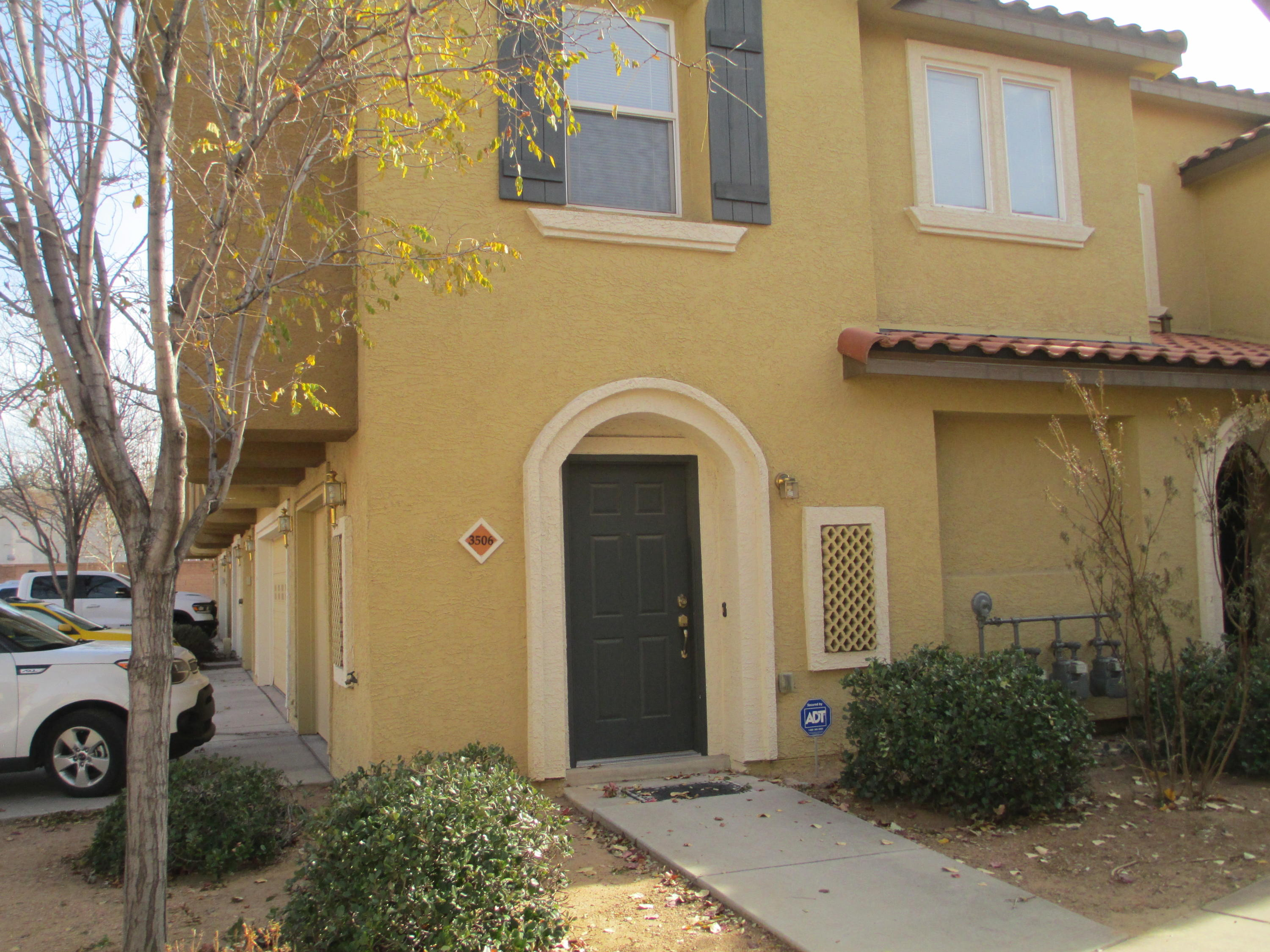 This condo is located in a desirable gated community. ''The Villas''. 2 Bedroom 2 full baths. All living space on 2nd floor. Open floor plan. Kitchen has maple cabinets, pantry, SS appliances. Gas stove, DW, Fridge w/H2O in door. Large Breakfast bar. Balcony off dining area. Good size living area. Ceiling fans in living and Master BR. Spacious master w/garden tub, double sinks  and walk in closet. Good size second bedroom right across hall from  2nd full bath.  Lots of great light. Tankless H2O heater w/ washer and dryer included. CFA and refrigerated air. 1 car heater/finished garage w/opener. HOA monthly includes water, clubhouse, swimming pool, hot tub, basketball court, playground, security gates, and maintained landscaping. Great location, close to downtown, uptown, and interstate.