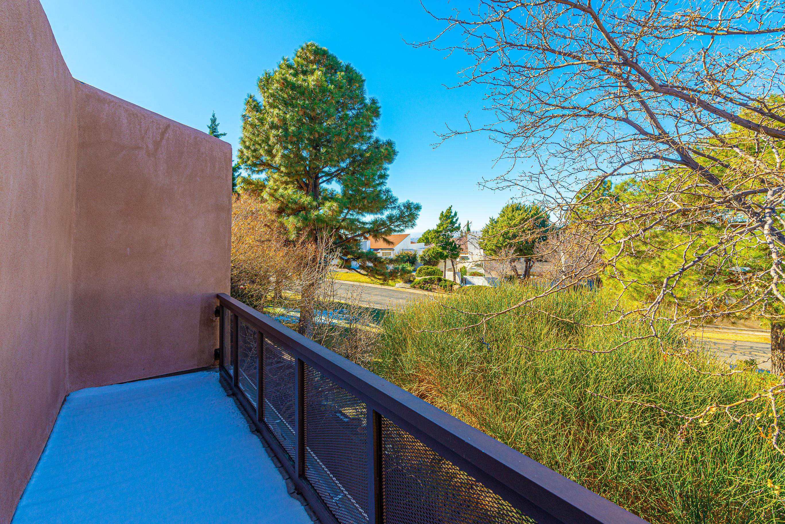 Wonderful condo.  2 bed 2 bath;  Two decks with wonderful foothill views.  One on the west and the other on the east.  Amazing views from both.  Flooring is amazing.  Two story condo that feels very spacious.  A must see!!!!!