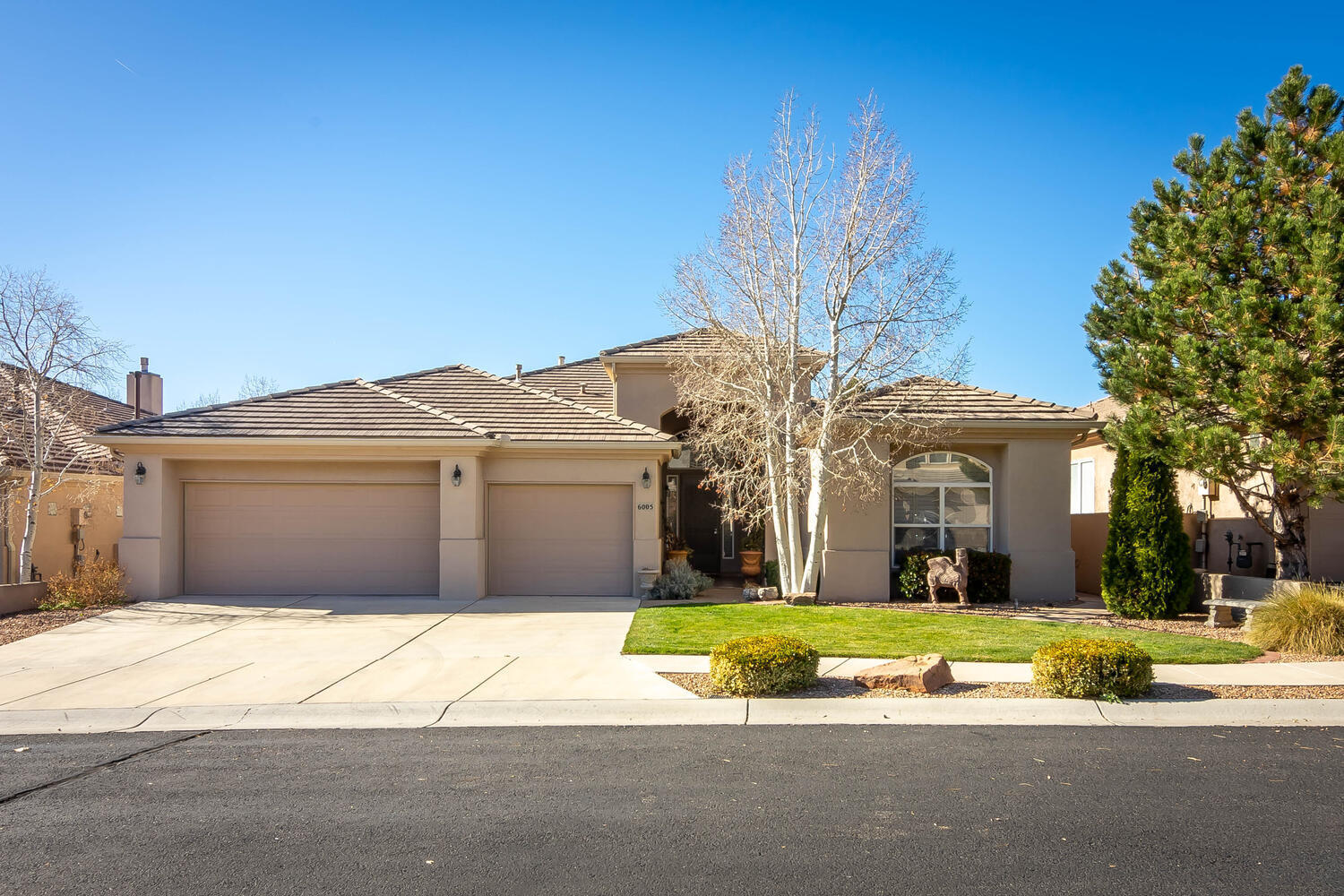 6005 WILDFLOWER TRAIL NE, ALBUQUERQUE, NM 87111