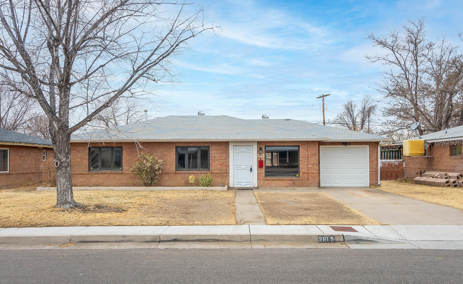 2615 GENERAL BRADLEY STREET NE, ALBUQUERQUE, NM 87112