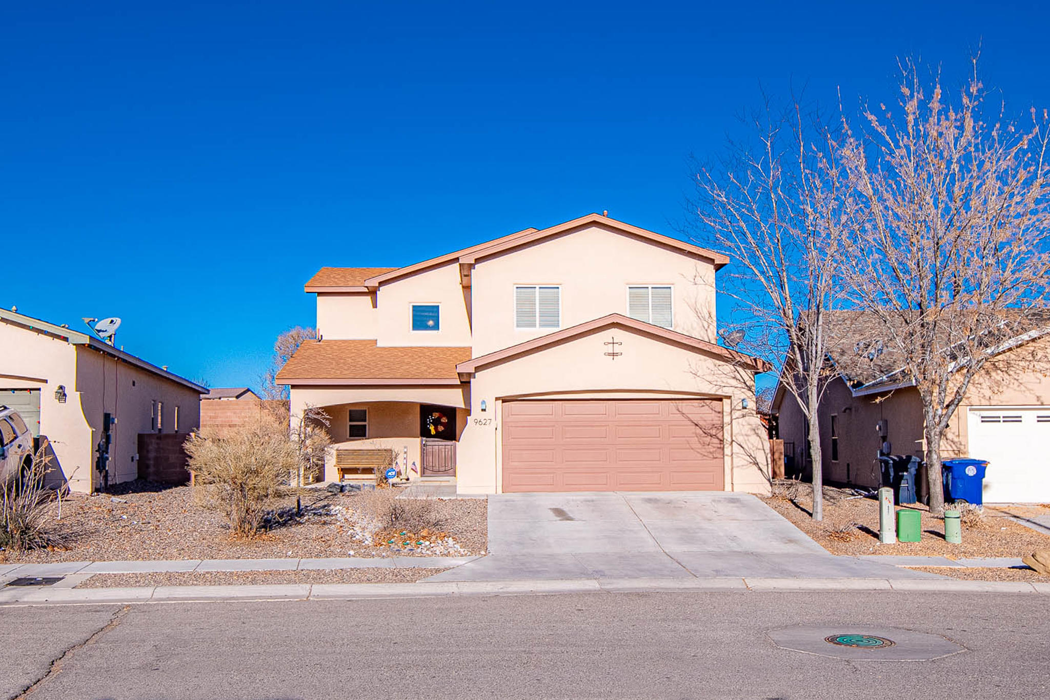 Great Home on Albuquerque's westside this home is close and convenient to everything you need. This home shows pride of ownership. New carpet just installed