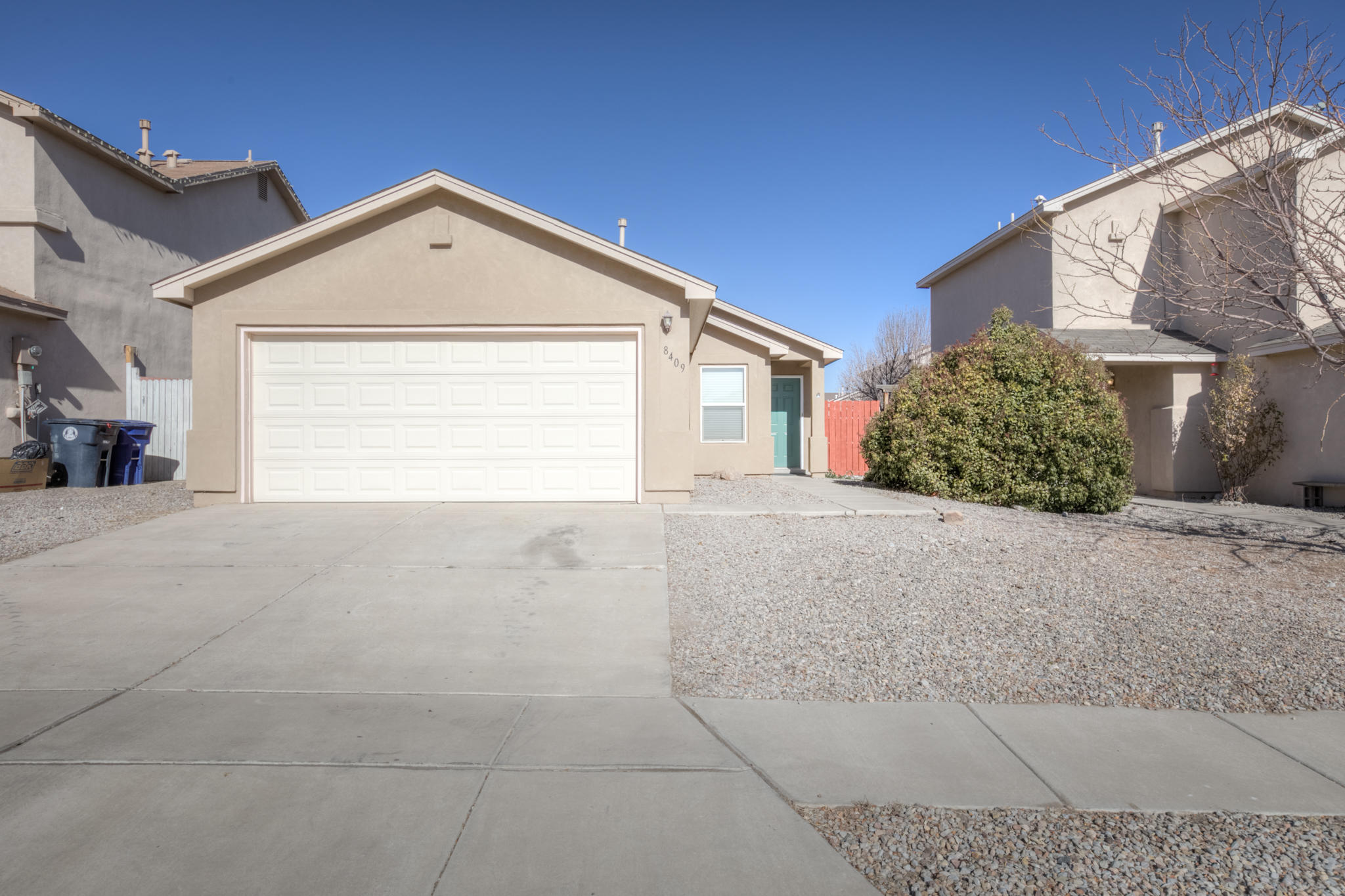 Great one story home in NW Albuquerque.  This great KB floorplan features 3 bedrooms, 2 full bathrooms, great room and large open kitchen.