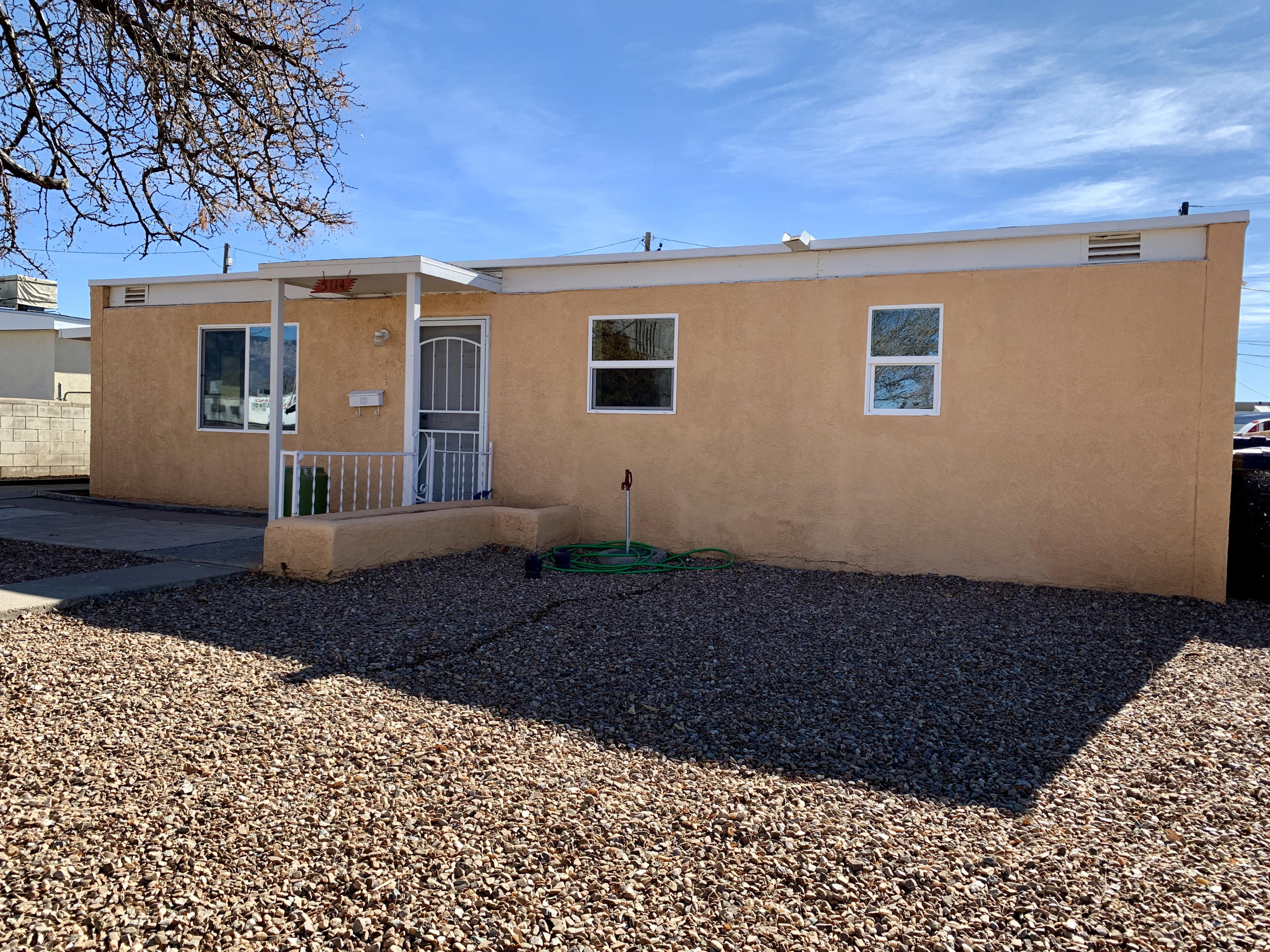 Amazing home with so many recent upgrades. Newer Roof, HVAC, windows, electrical panel and water heater. Remodeled master suite and bath are exquisite. Few houses from Villela Park & Pickleball Courts. This will be a great home!