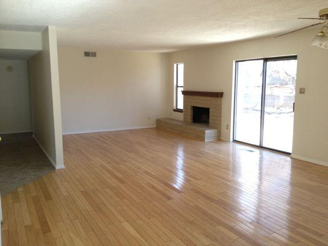 Welcome to this 4 bedroom family home in Heritage Hills. Large living area with hardwood floors for entertaining or family gatherings. All appliances convey including washer and dryer. Private backyard is a blank canvas for your creativity. Selling as is, buyer will assist with closing costs with full price offer.