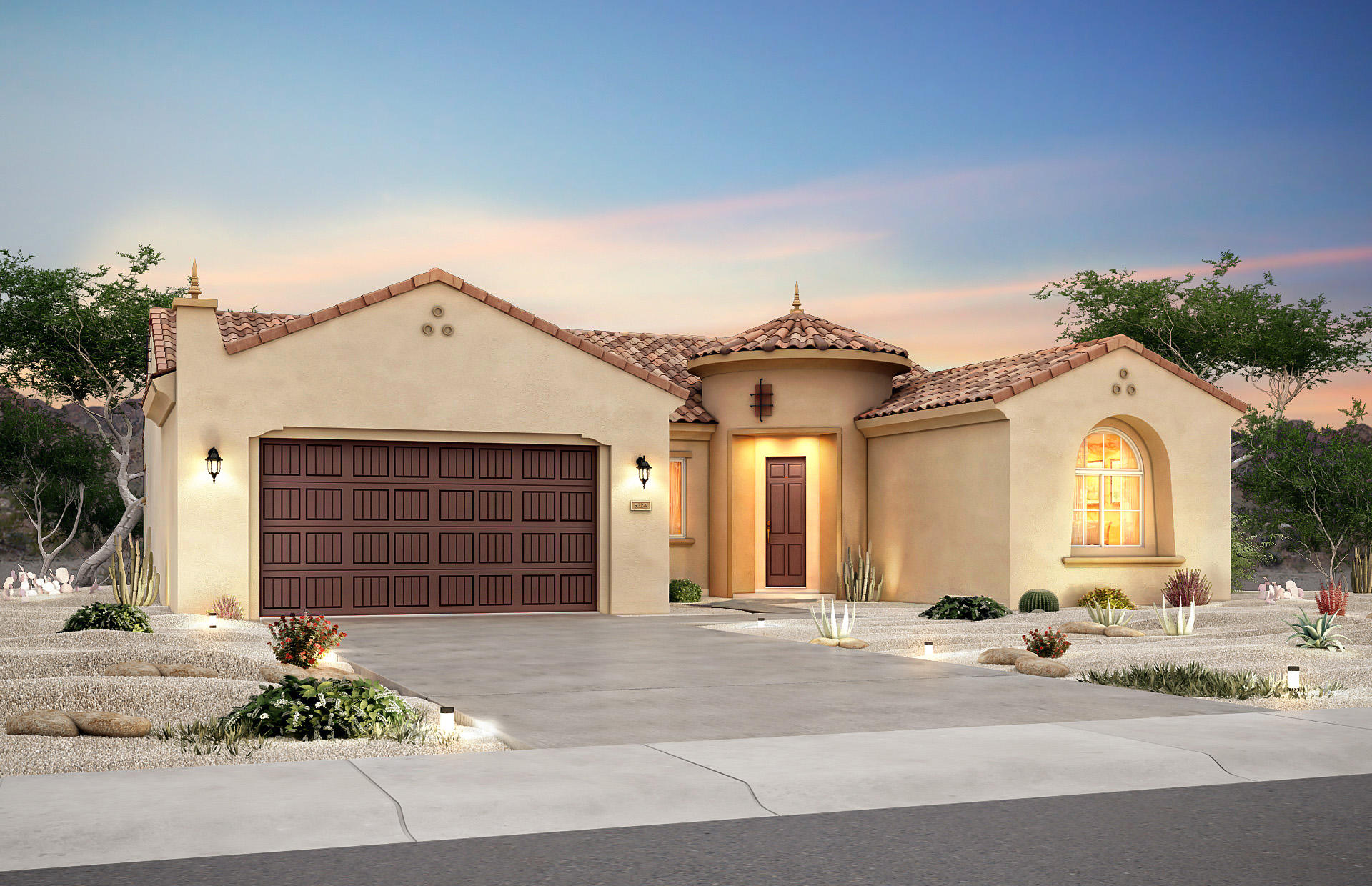 Enjoy resort-style living in Albuquerque's premier    55+ active adult gated community! Amenities include an 11,000 square foot amenity center featuring state of the art fitness center, junior Olympic size pool, movement studio, pickleball courts, tennis court, and social areas.  Brand new never lived in green built home includes  2x6 construction, brand new stainless steel appliances,  tile, new carpet, new A/C, new tank-less water heater, and so much more!