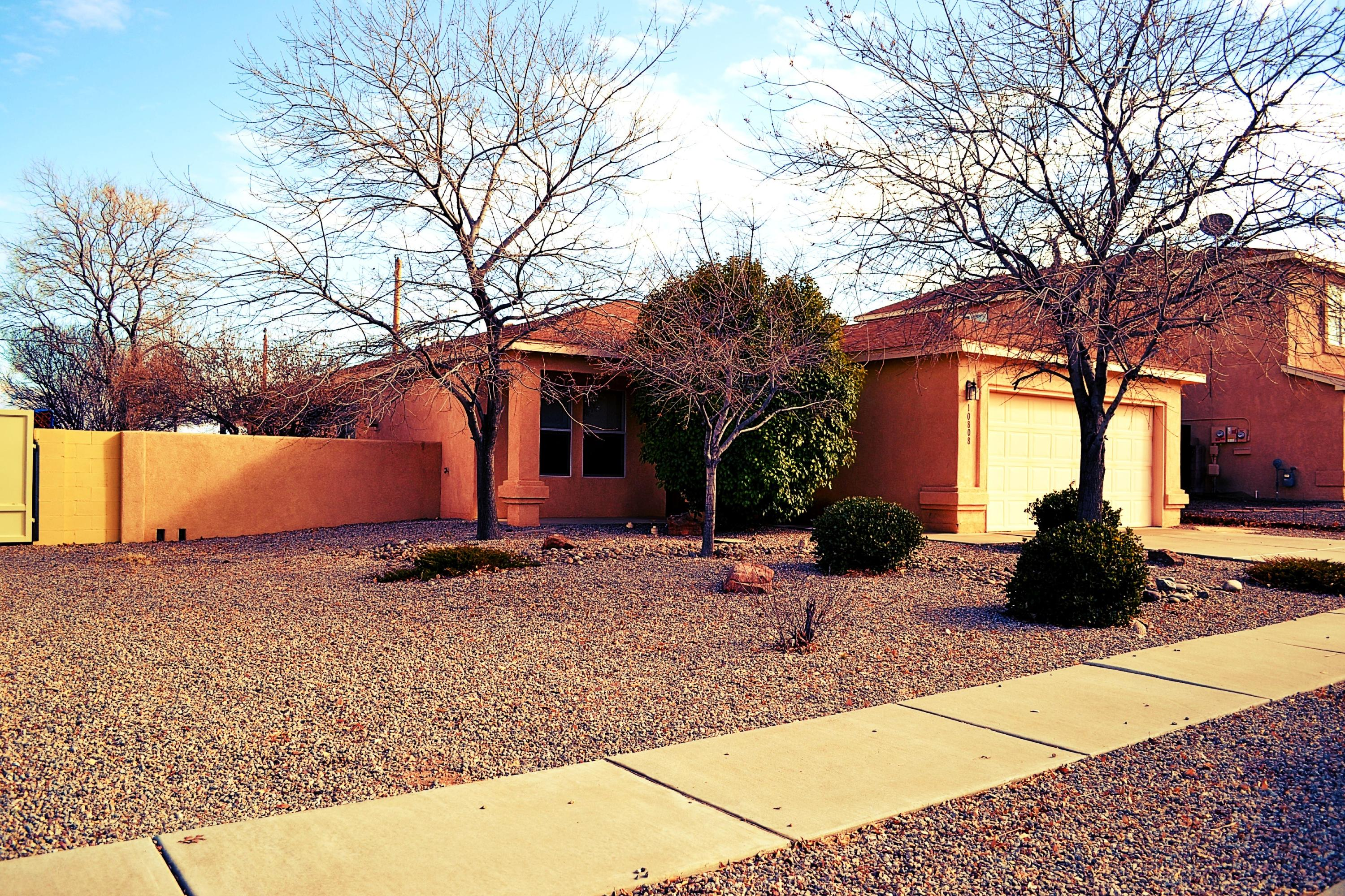 Well maintained home with a mountain view and xeriscape landscaping. Community pool! Custom window coverings throughout, all appliances convey. This open floorplan offers 3 bedrooms 2 full baths plus an office. Don't miss this one!