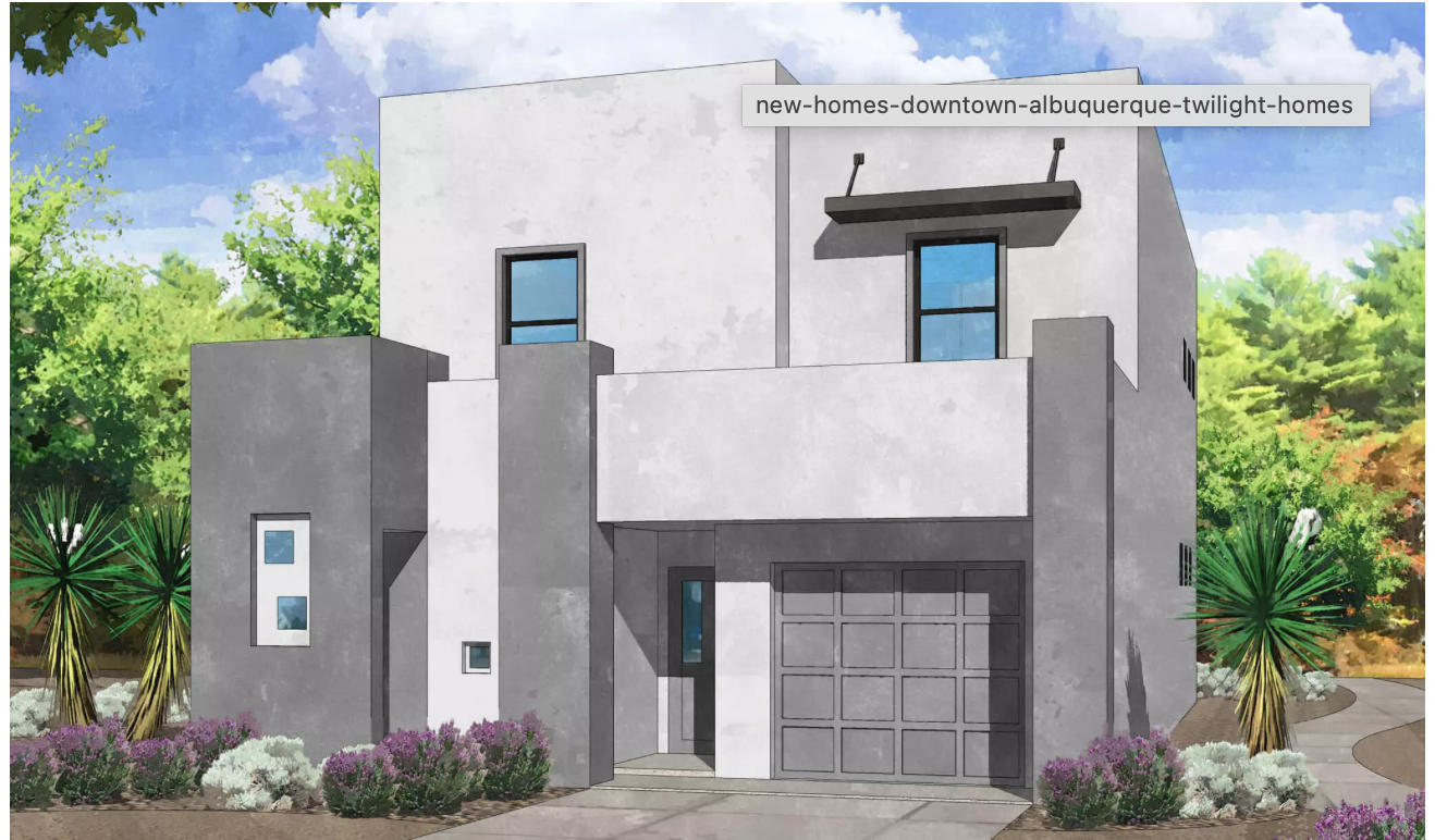 Townhomes are being built for Summer move in. Pics are a rendering of exterior.Colors may vary. Enjoy the convenience & beauty of valley living in these modern, affordable townhomes. Qualified buyers can move in with $0 dollars. Down payment and closing cost grants (yes! grants not loans) plus an affordable price make this one of the best home buying opportunities in Albuquerque. Kitchen,baths and laundry room feature luxury vinyl tile, granite in kitchen and master baths. Masters up and down and second living area upstairs. DW, range, micro, garbage disposal included. 2-10 home warranty + Builders 1 yr warranty. Energy efficient features include gas furnace, Low E dual pane windows. This is a great opportunity to own a home! Don't wait. Limited quantity available. Make your move now!