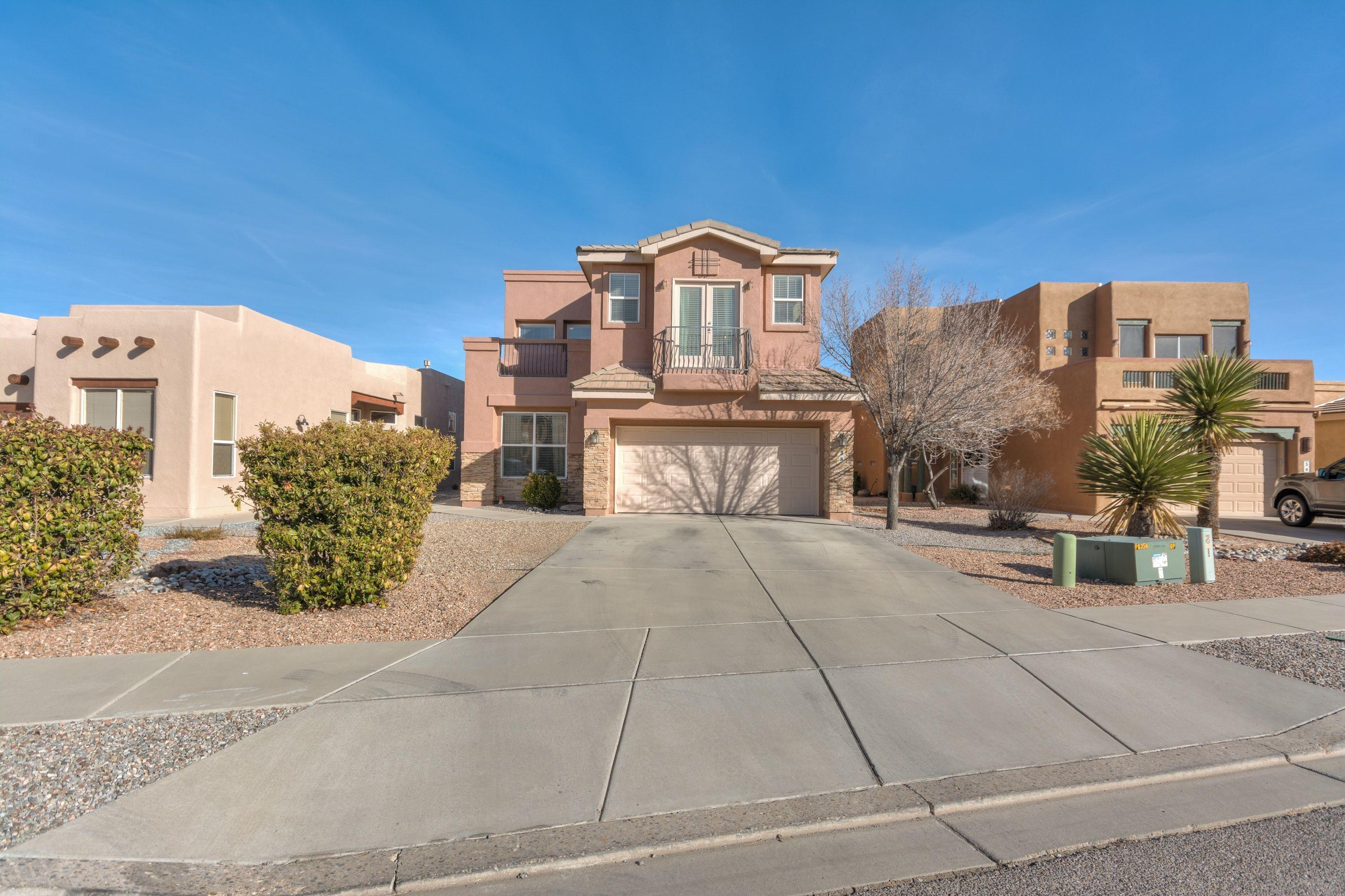 This gorgeous, well maintained home has an amazing, open floorplan! The neighborhood is quiet with shopping and a sports complex/park nearby! There are two newer refrigerated a/c units for those hot summer days! There is a bonus/flex room downstairs also! The backyard has a friendly patio and has been professionally landscaped! Please note, the sellers are unable to close until 8/1/2021.