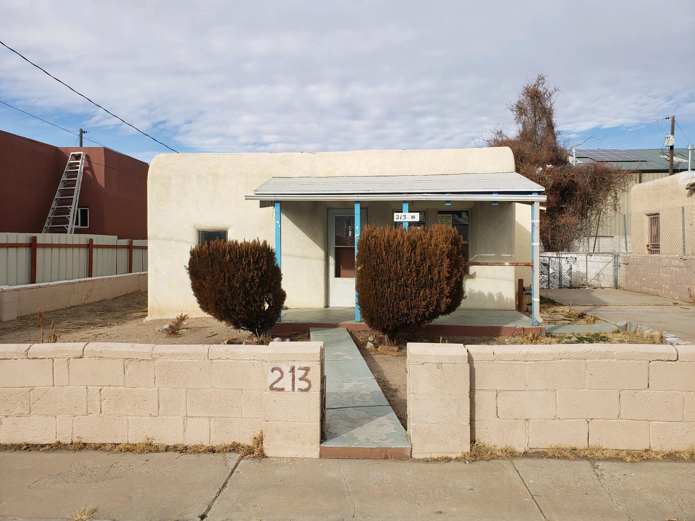Bring your investor buyers! Home is being sold AS IS. Great location... Home needs some elbow grease and TLC.