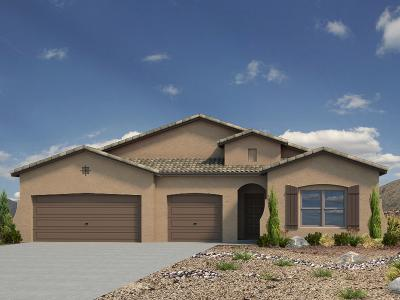 Check out the popular Audrey home  by Abrazo Homes.  Features 3 bed 2 ba with fireplace for all those cold nights.  The spacious 3 car garage offers extra storage and more.  New home warranty and smart automation package included.