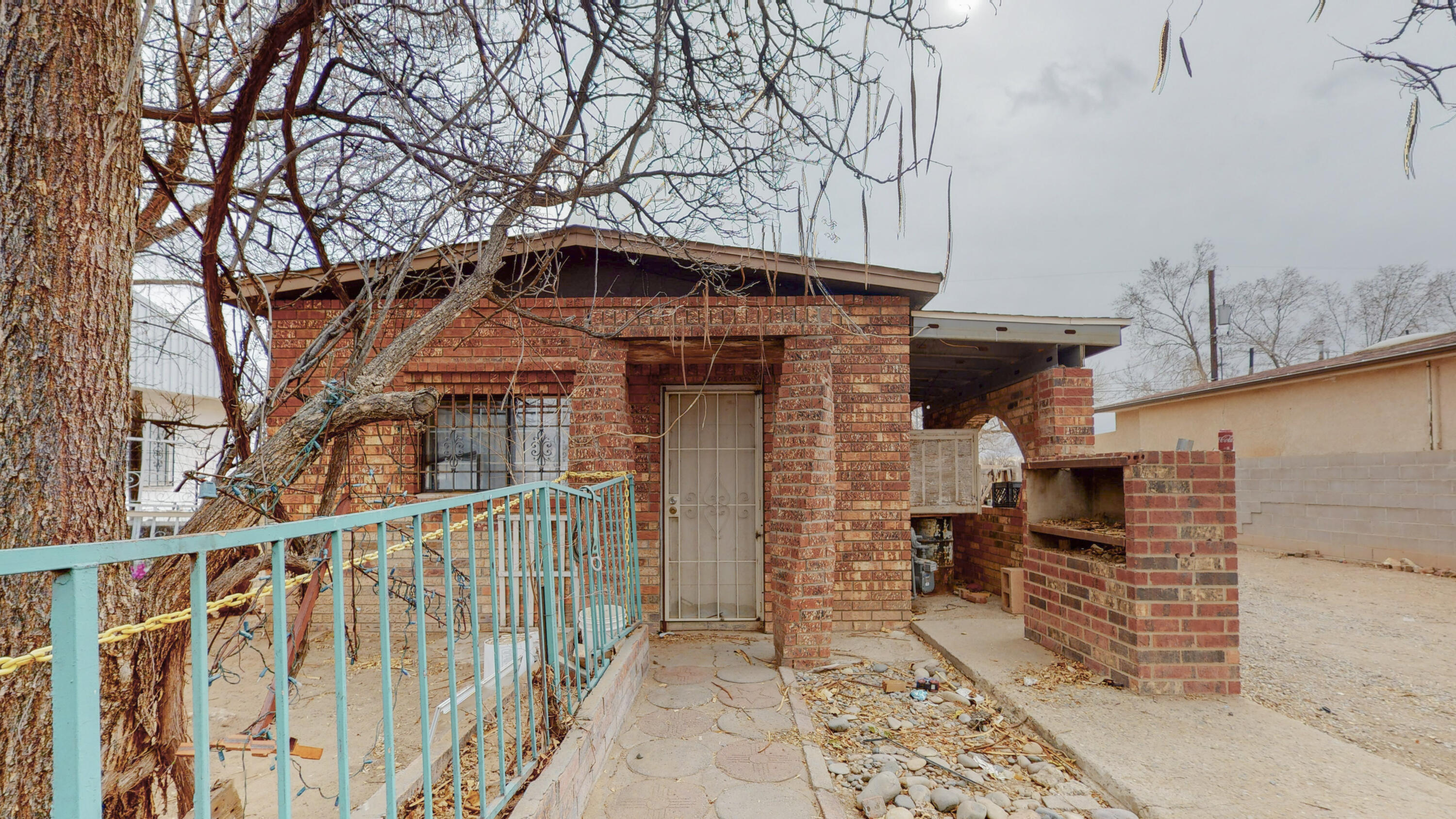 Investors special! Tons of potential! Fully gated property! Sold AS-IS!
