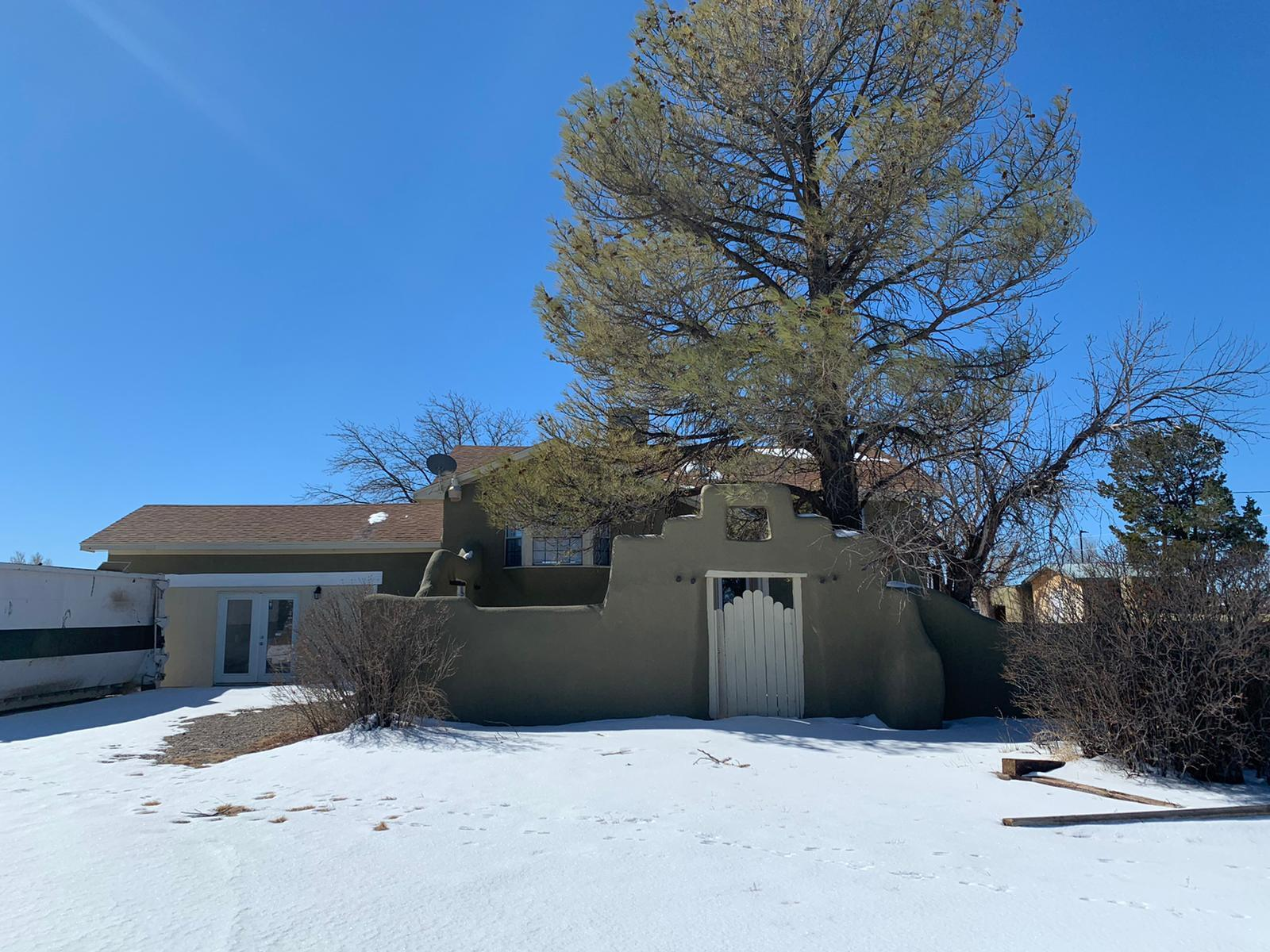 Custom home on Route 66!  Spacious tri-level with converted garage,  Greaty Room with beamed celings and cozy fireplace, separate dining area.  Open kitchen with brand new stainless steel appliances.  New carpet, paint and fixtures.  Large lot (approx 1 acre)  wrap around deck!