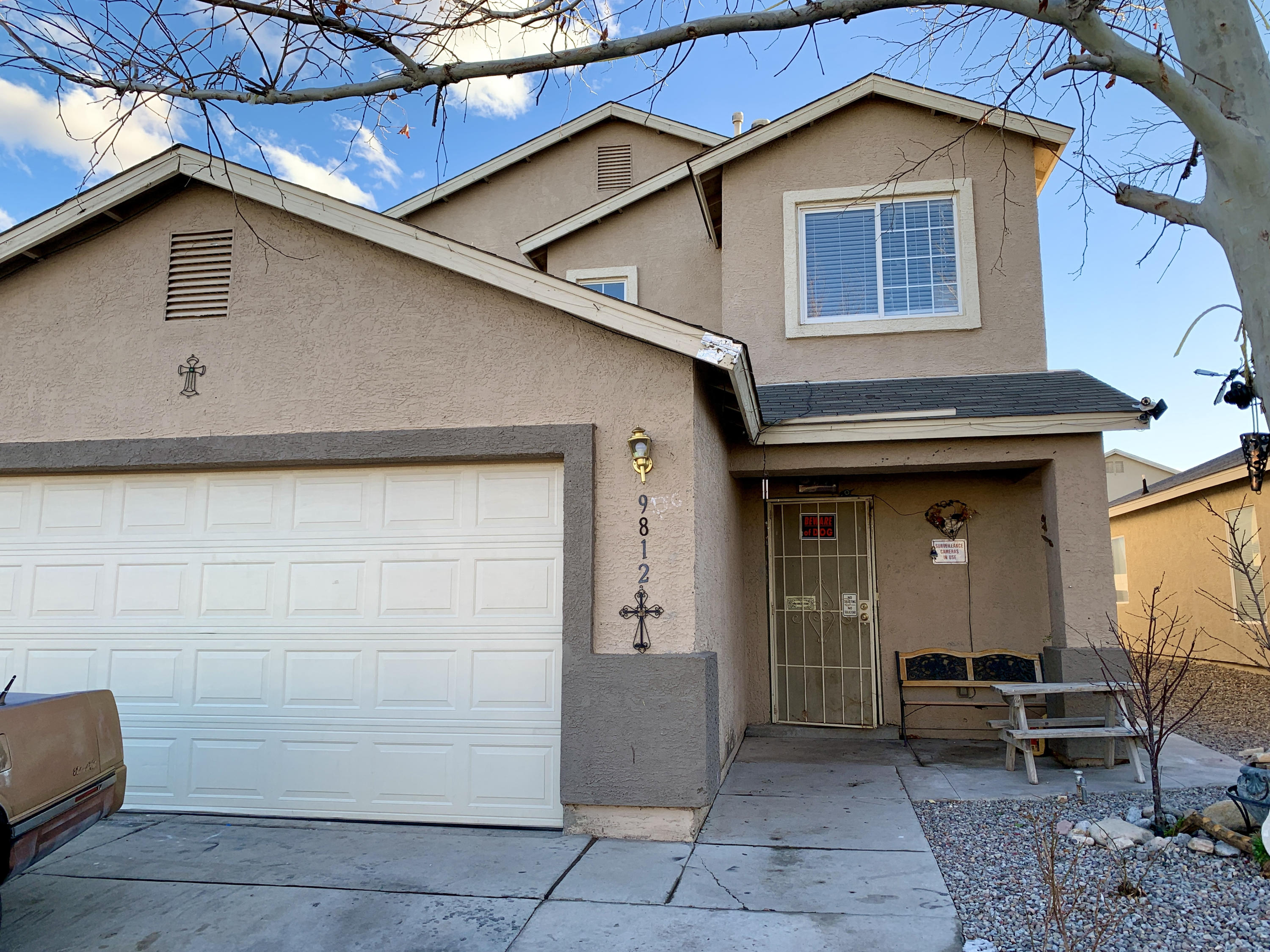 Back on the market!!  Buyer didn't qualify 2 days before closing.  Spacious 2-story in Longford neighborhood, located near shopping and restaurants.2 living areas with 4 bedrooms  3 baths and functional kitchen rounds out this home. Refrigerated air, too!  Come take a tour and make this home your own!
