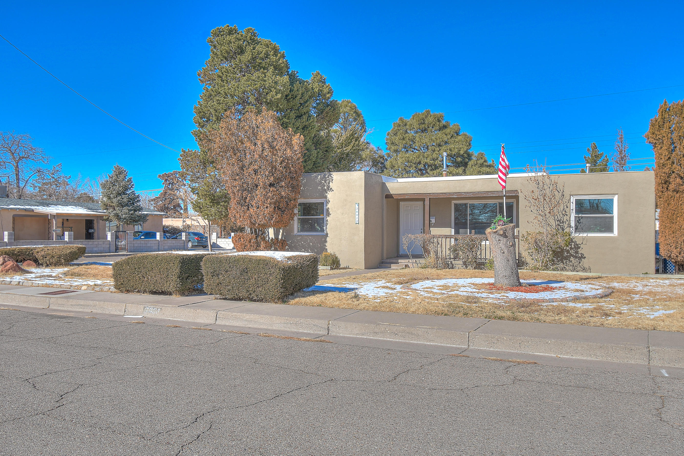 Newly remodeled home located in the highly sought after Ridgecrest area!! This 2134 square foot home boasts 4 bedrooms and 2 bathrooms. The kitchen opens to the large size living area.  Beeautiful quartz countertops, and stainless steel appliance package, custom cabinets, upgrades also include new windows, doors, stucco, paint, bathroom Fixture, refinished hardwood floors, new electrical panel and so much more!  Come and see this move In ready ridgecrest show stopper today!