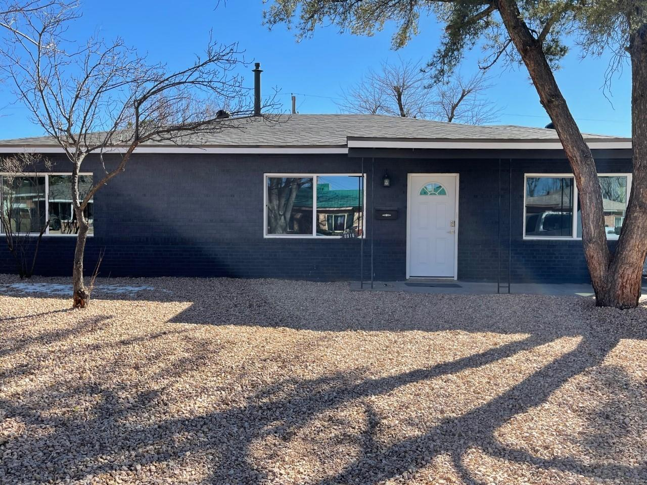 Complete remodel in the NE heights! 3 bedrooms 2 baths with an open floor plan. Home features tile floors throughout (No Carpet) and two living areas. New Roof, New kitchen cabinets, new quartz counter tops, new hot water heater, new stainless steel appliances, new windows, new light fixtures, new plumbing fixtures, new sewer line.  Everything is new,  Show today!