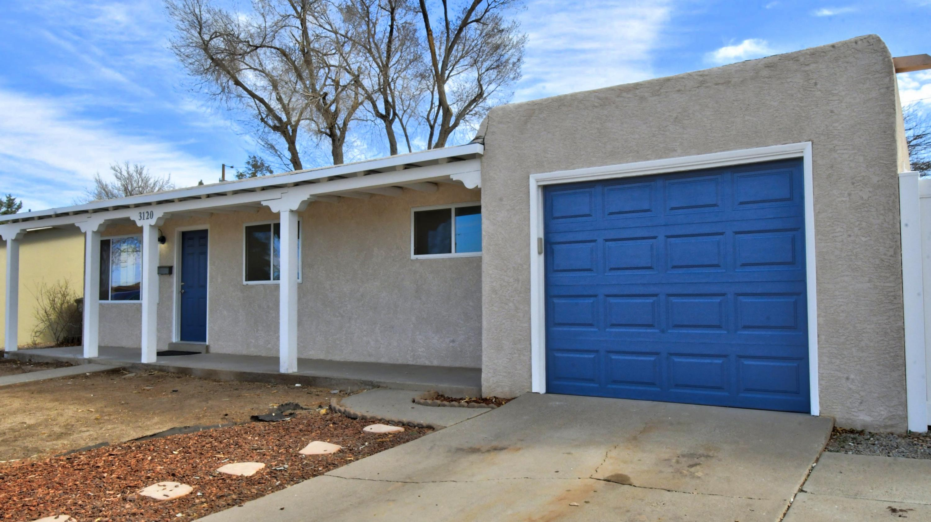 You must come see this GORGEOUS REMODEL!!!  This four bedroom two and a half  bath is completly done.  Plenty of space with two living areas and a kitchen that is just the perfect size.  The new flooring is absolutely beautiful and make the home very comfortable.  The home is freshly painted and is ready for a new home owner.  Set that appointment now because it will not last.