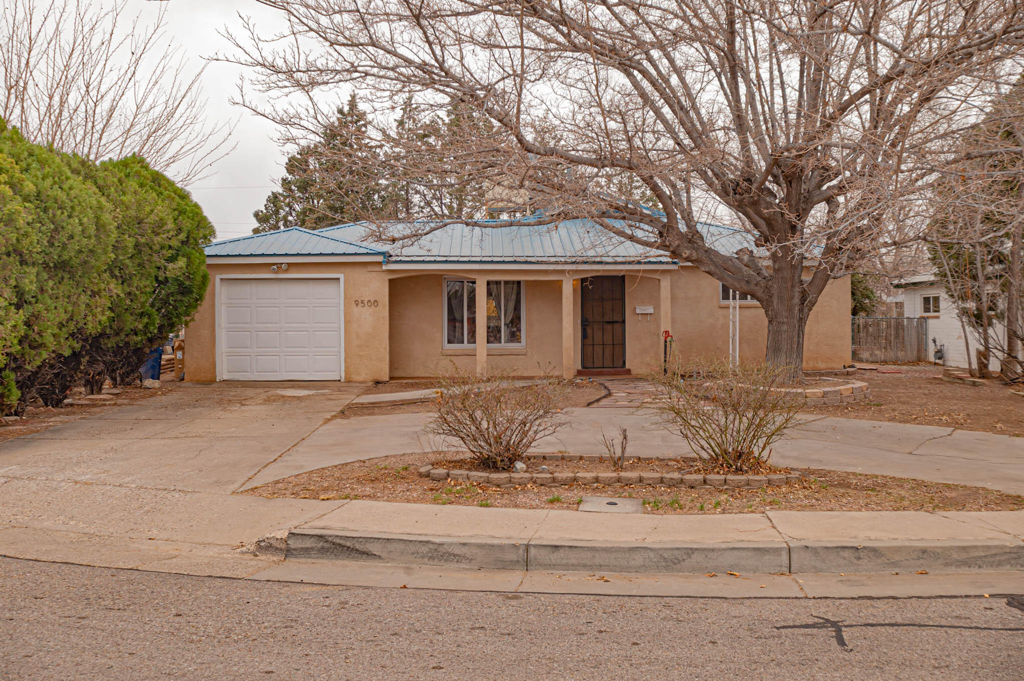 You'll love coming home to this charming property!  Recently remodeled (2018) and leased to gentle renters, this home is ready for new owners.  Great NE Heights location close to schools, parks, Uptown shopping and restaurants. The open floor plan blends the kitchen and living area, and thoughtful touches are everywhere.  This one won't last long!
