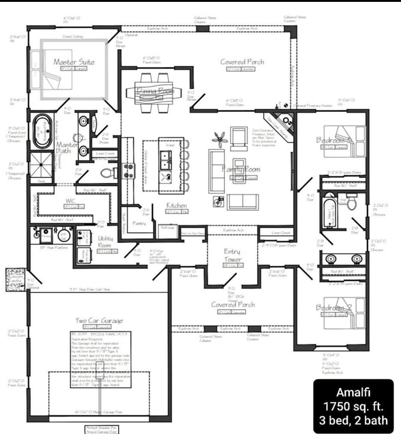 Buy this one today move in projected October 2021! This fantastic floor plan is an open with high ceilings, gas fireplace and covered patios. The kitchen features granite, designer cabinets, large pantry and appliances. The master suite features a gorgeous bath with double vanity, garden tub, walk-in shower and enormous closet with access to laundry. 2 car garage with side access. HOA does allow recreational trailers in back yards of property. This is a great floor plan in Los Lunas and is 25 minutes to downtown Albuquerque. Local restaurants, shops and entertainment in area 5-15 minutes. This home is ready for a owner! This is just one of several floor plans for the builder.