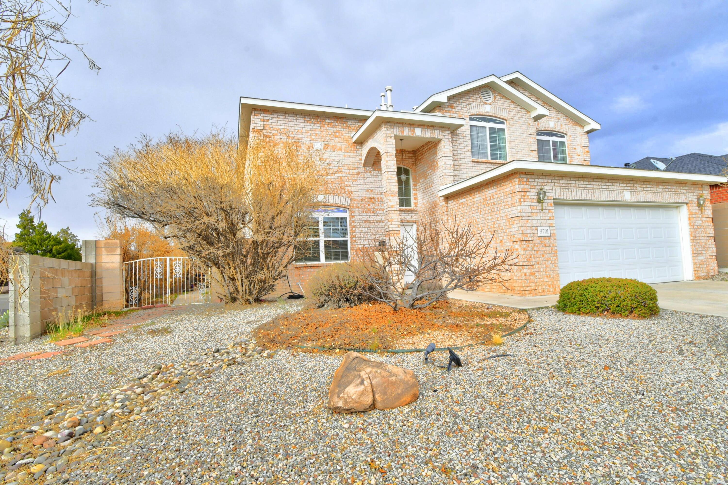 This fabulous home has beautiful Mountain Views. Enjoy the ambience soaring ceilings & fireplace in the family room. The open kitchen has a breakfast nook, island, large pantry, & double ovens  for the chef. There is also a formal dining room, living room and loft to meet all of your needs. The extra large 5th bedroom is downstairs that affords multiple uses! Upstairs there are 3 good sized bedrooms, spacious loft & a large master suite. The master suite has breath taking views, a walk in closet, double sinks, jetted tub, linen closet & separate shower. This home has refrigerated air and radiant heat. Close to parks, trails, shopping and dining.Please give a 24 hour notice for showings. It is tenant occupied until July 31, 2021.
