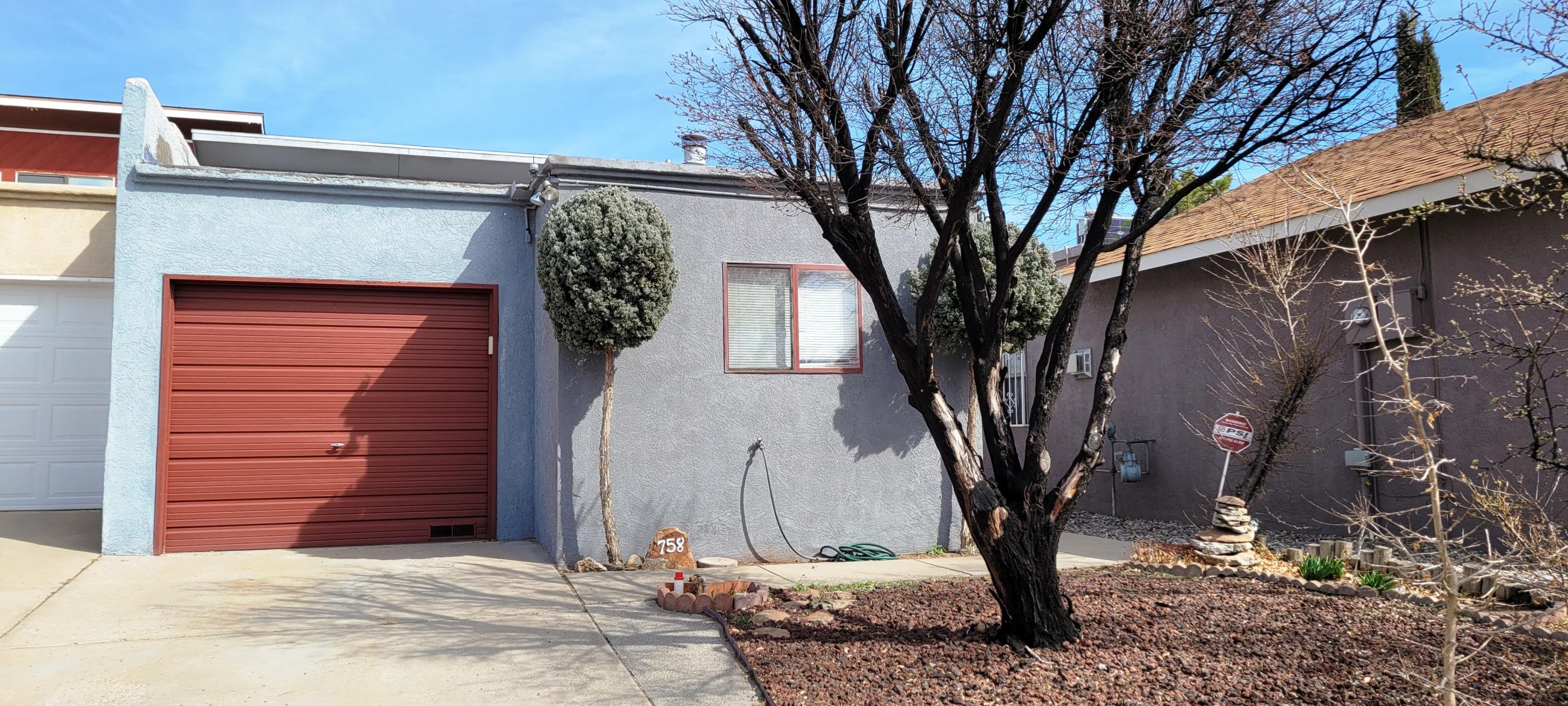 Charming Townhouse, ready for you to move in.  New Roof and other improvements 3/2021.