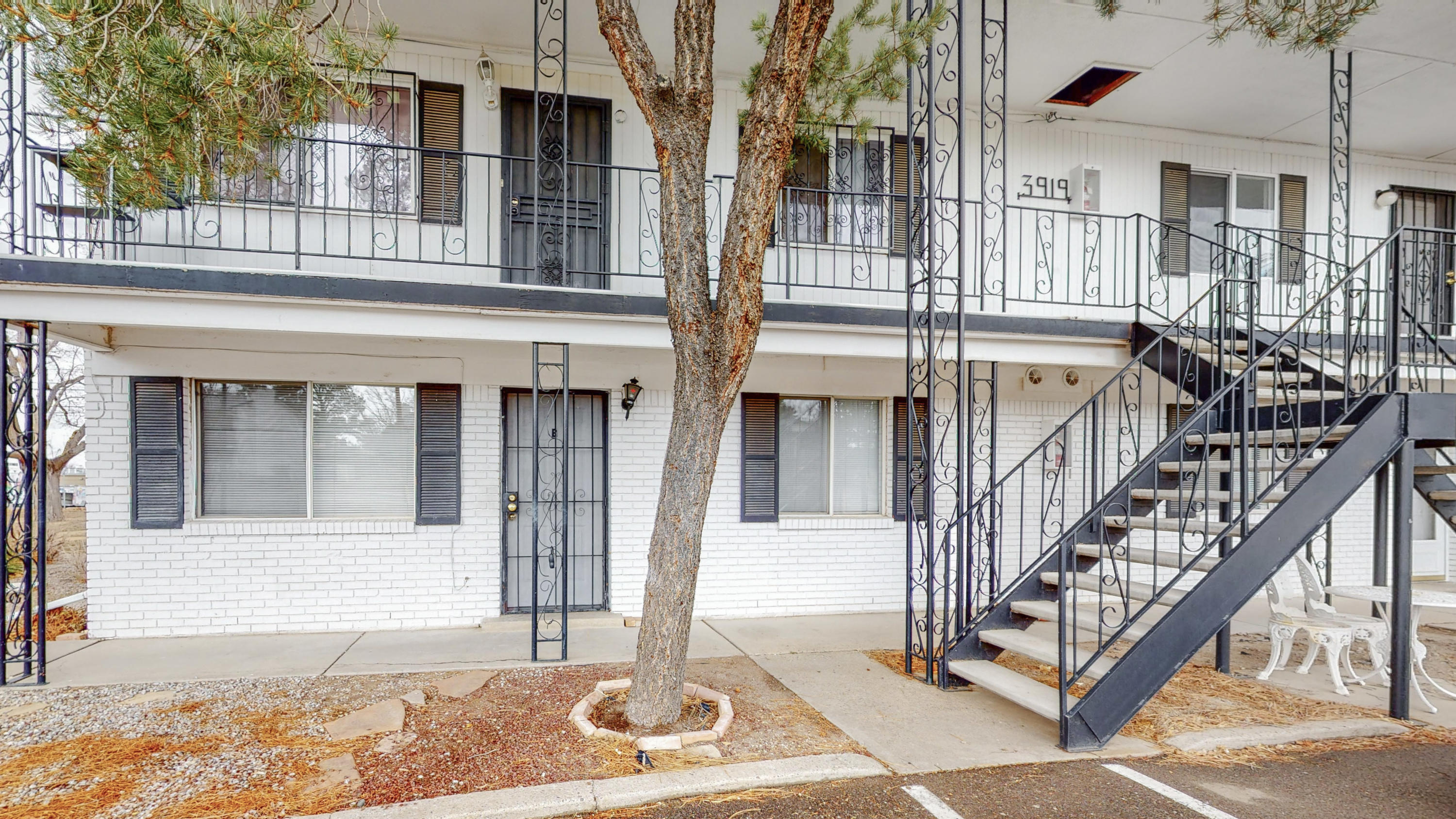 Sweet updated condo in a convenient location.  Fresh paint, all new kitchen cabinets, counters, appliances, faucet and sink!  New flooring in smaller bedroom.  New faucet in bath.  New water heater.  HOA pays water. BROKER:. see LOSO remarks please.