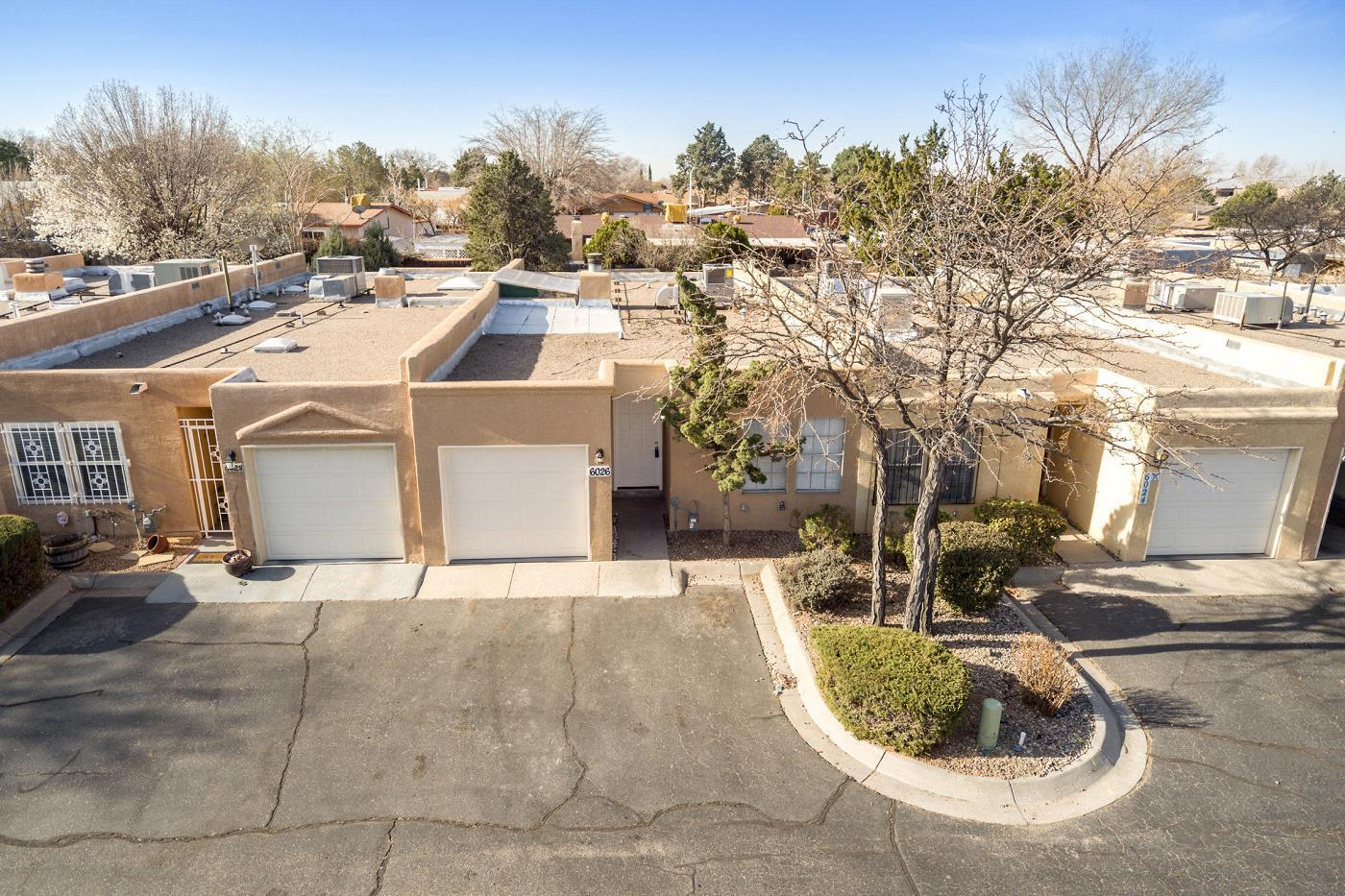 Charming centrally located home in NE ABQ. If you're looking for convenience in the city, look no further as this 2 bedroom and 2 bathroom home has much to offer. Enjoy your new Modern kitchen featuring new Granite and SS appliances.  The home is ready to be enjoyed by its new homeowner! Don't delay, view today!