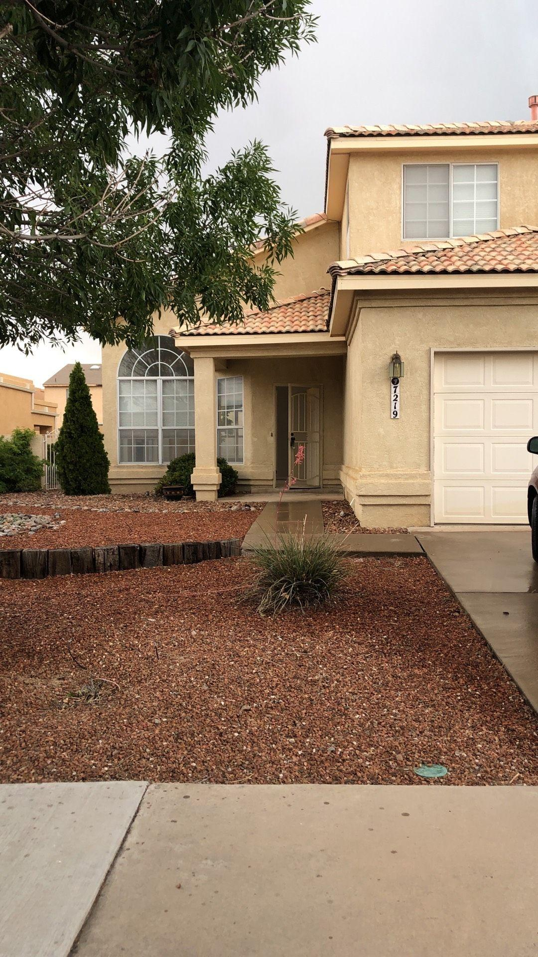 Scottsdale style home.  A Master Bedroom with a balcony!  A spacious home with beautiful lighting.  Great neighborhood, close to shopping and restaurants.