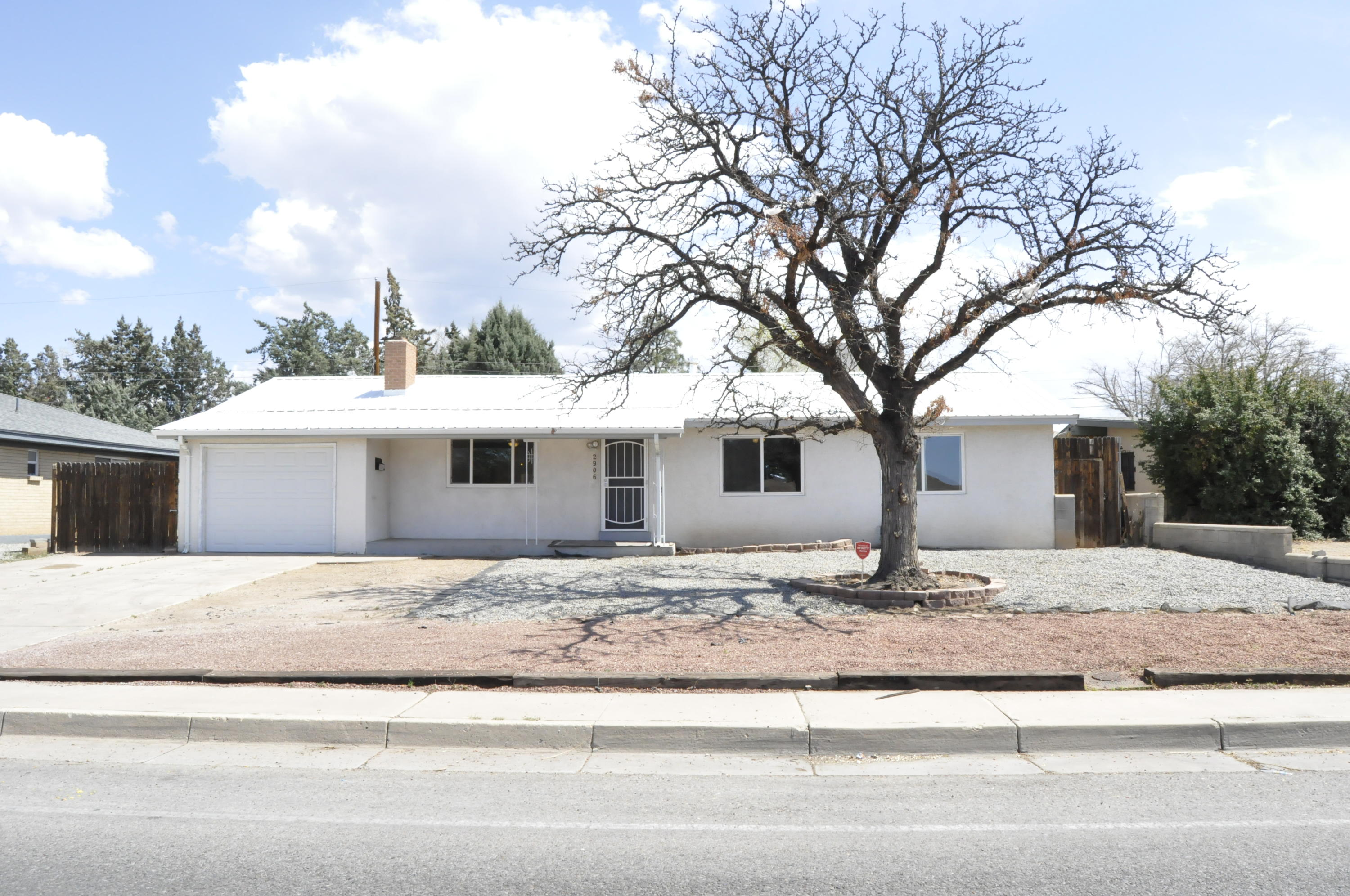 Wonderful 3 Bedroom Mossman home located in Uptown.  Refinished hardwood floors. New tile in wet areas. New windows in 2016. New roof and  Master Cool in 2016. New electrical system in 2017. New furnace and garage door in 2018. New water heater in 2020.  Oversize garage accommodates two vehicles.  Backyard access and RV parking.  Come have a look!!
