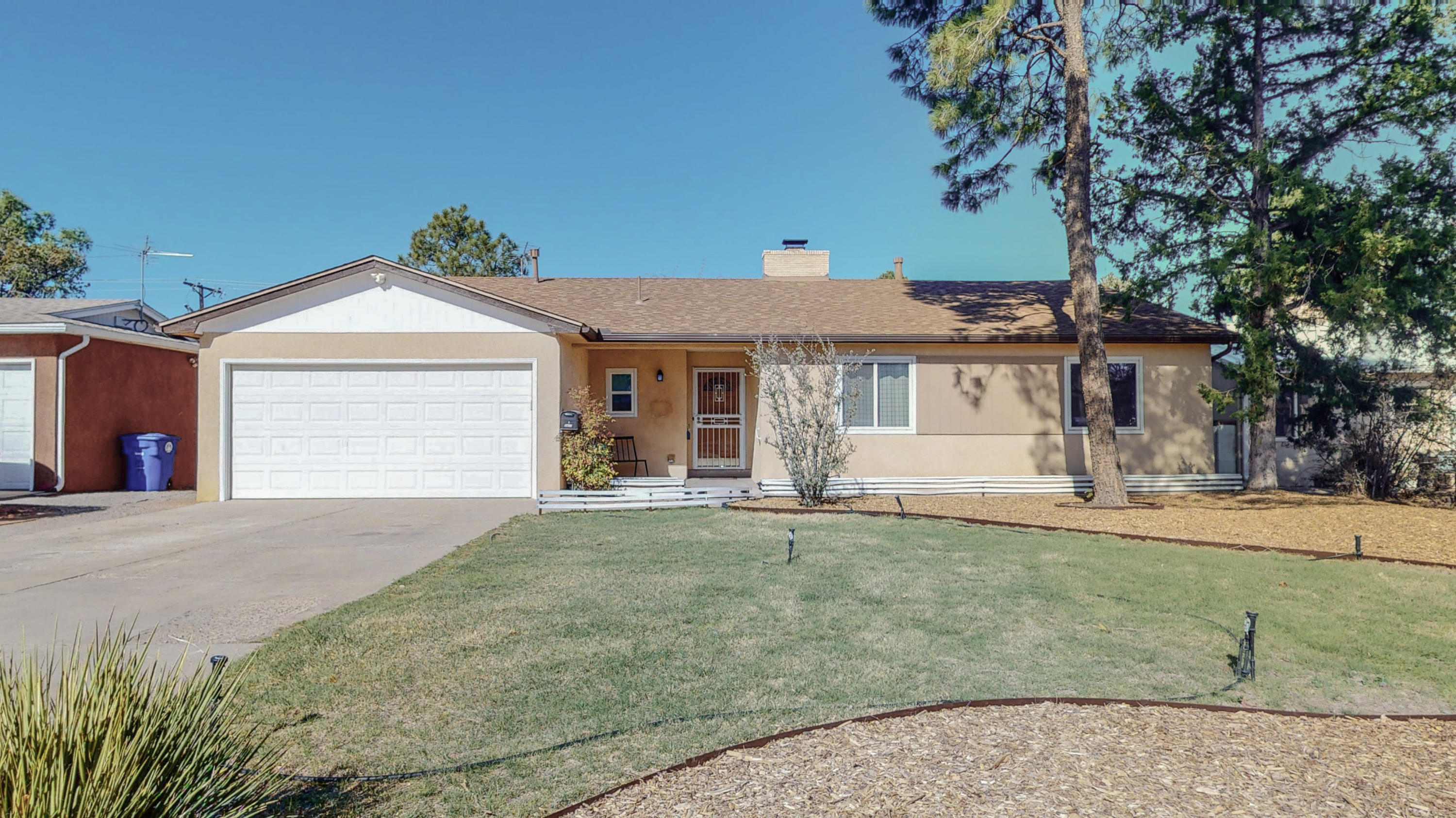OPEN HOUSE SATURDAY, 4/17/2021 2:00 - 4:00.  Come take a look at this North Campus beauty with wood floors throughout the main house (except kitchen and baths which are tile), thermal windows, UPDATED kitchen!! BUT WAIT... check out the in-law quarters just off the kitchen.  It has it's own side entrance with a ramp.  Could also make a great home office. Floorplan is uploaded to the MLS and there's a walk-around tour.