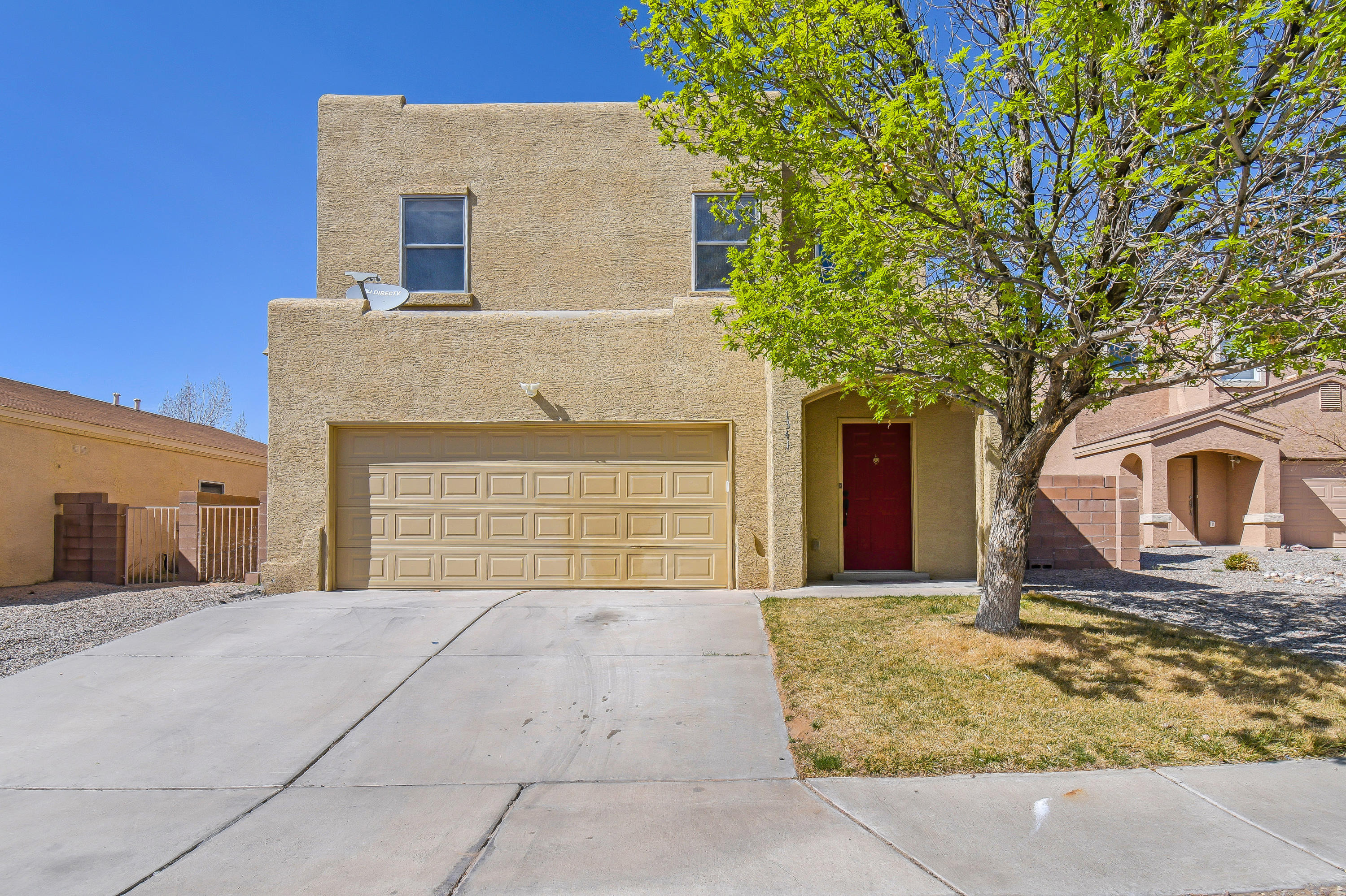 Open House Saturday 4/17 from 1-3 and Sunday 4/18 from 1-3! Located in Northern Meadows! Cozy up to the Gas Log Kiva fireplace in the living room! Enjoy making memories in the open concept kitchen and living room that is perfect for entertaining! The kitchen features a large pantry, a gas range and room for a kitchen island! Lots of natural light! The Master suite has two walk-in closets and double sinks in the bathroom! The laundry room is conveniently located upstairs making laundry day a breeze! The Large backyard is ready for your creative ideas! a virtual walkthrough tour and an interactive floor plan!! Home is being sold AS IS.