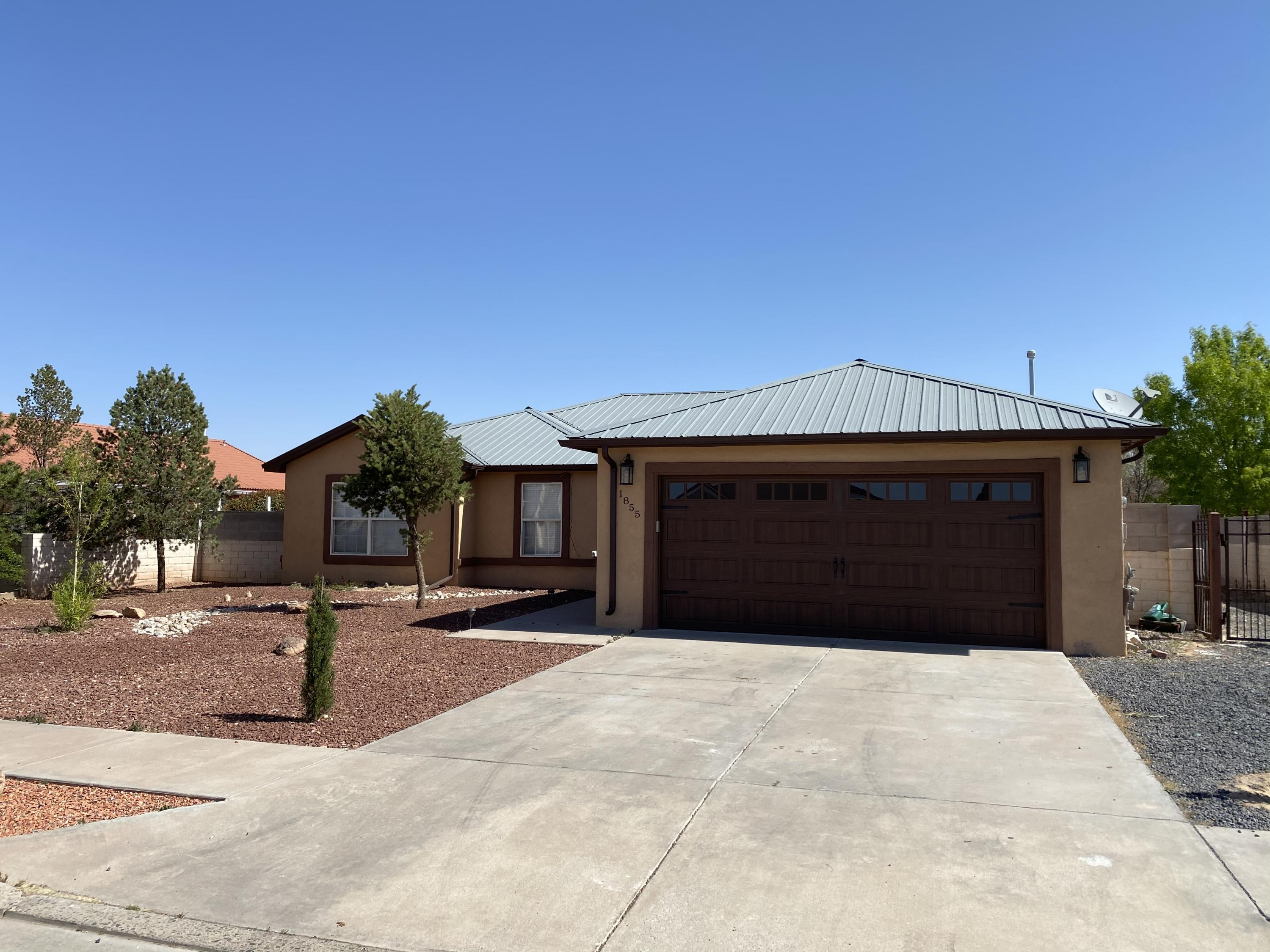 This very well maintained home ready for a new family. New carpet, Tile, Granite, paint and other updates. Open concept with 4 Bedrooms and an office. Back yard access for the toys and trailers. So much to offer for the entertainers with the covered back patio also. It wont last. Come see today
