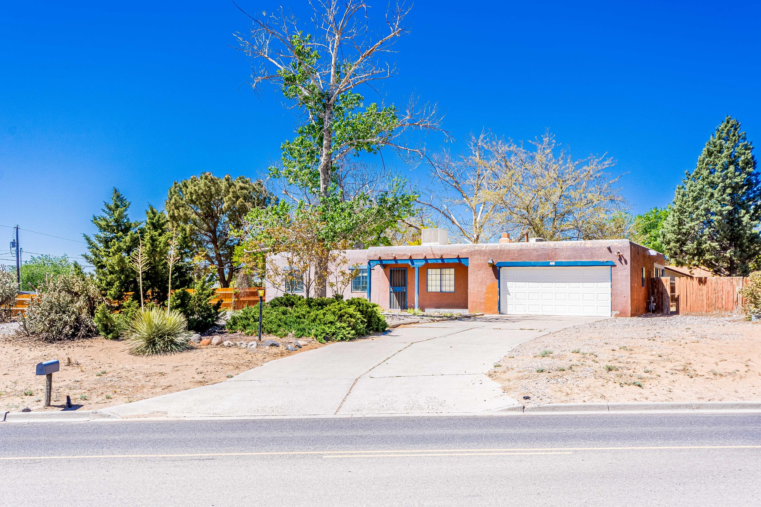 Nice 1/2 acre corner lot, A must see to appreciate. TLC.