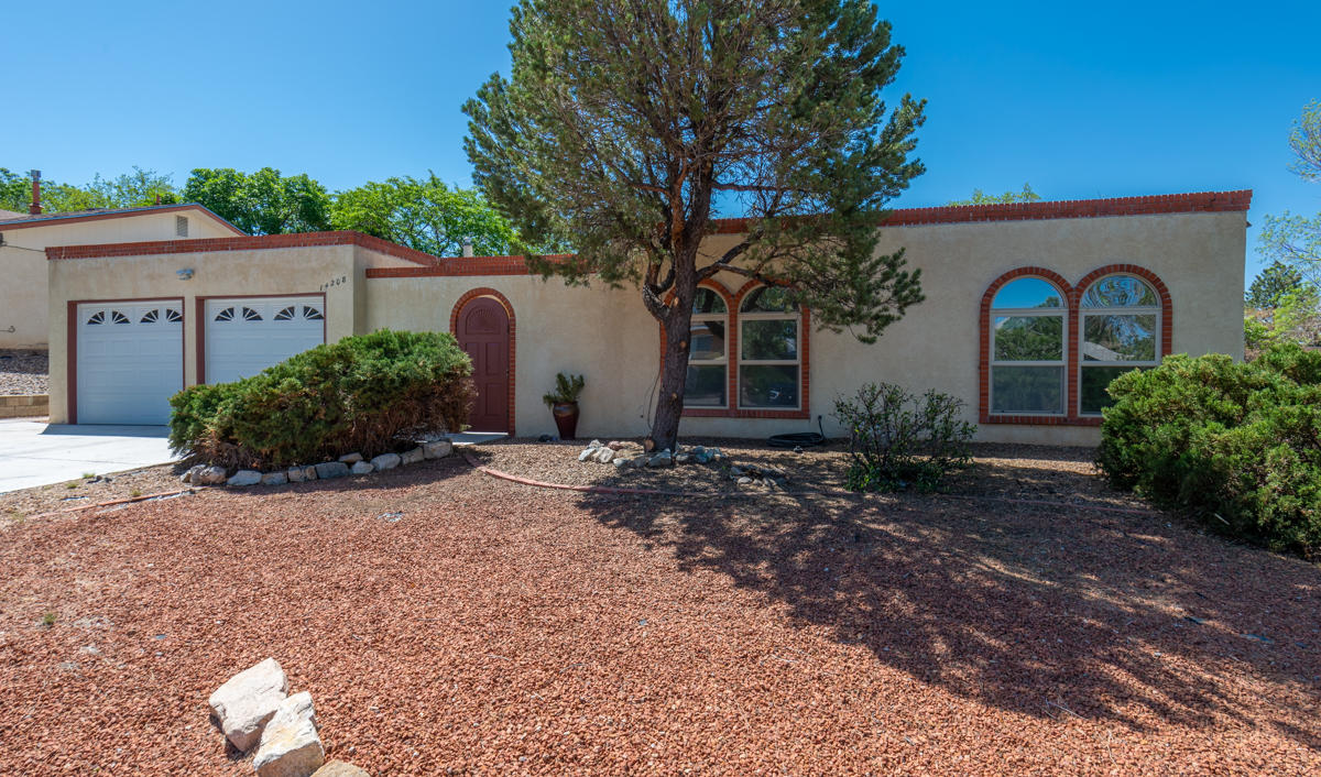 Wait until you see this cozy little charmer in the NE. Home features tile flooring throughout, granite counter tops, fresh paint, new appliances, and jus that overall Albuquerque charm! You can enjoy the office that is located right off the den or some time chilling in the private back yard.  Schedule your showing today!
