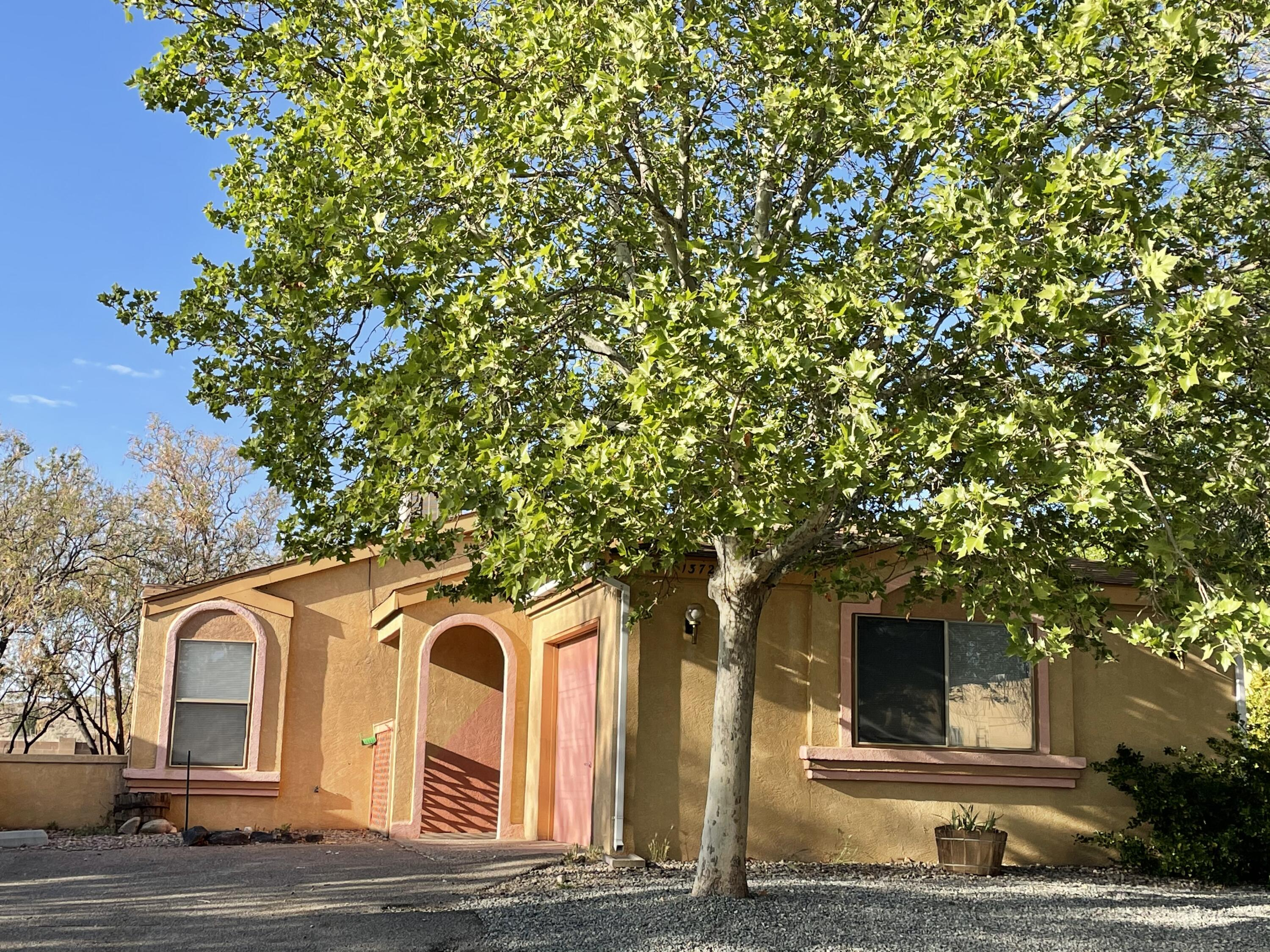 2 BR * 2 BA * 1 CG * Fresh Paint * NEW Garage Door Opener with 2 remotes * NEW MBA shower * NEW MBA toilet * NEW blinds * Carpets & Home have been Professionally Cleaned * All appliances convey! Lease Purchase Available $1350/month.