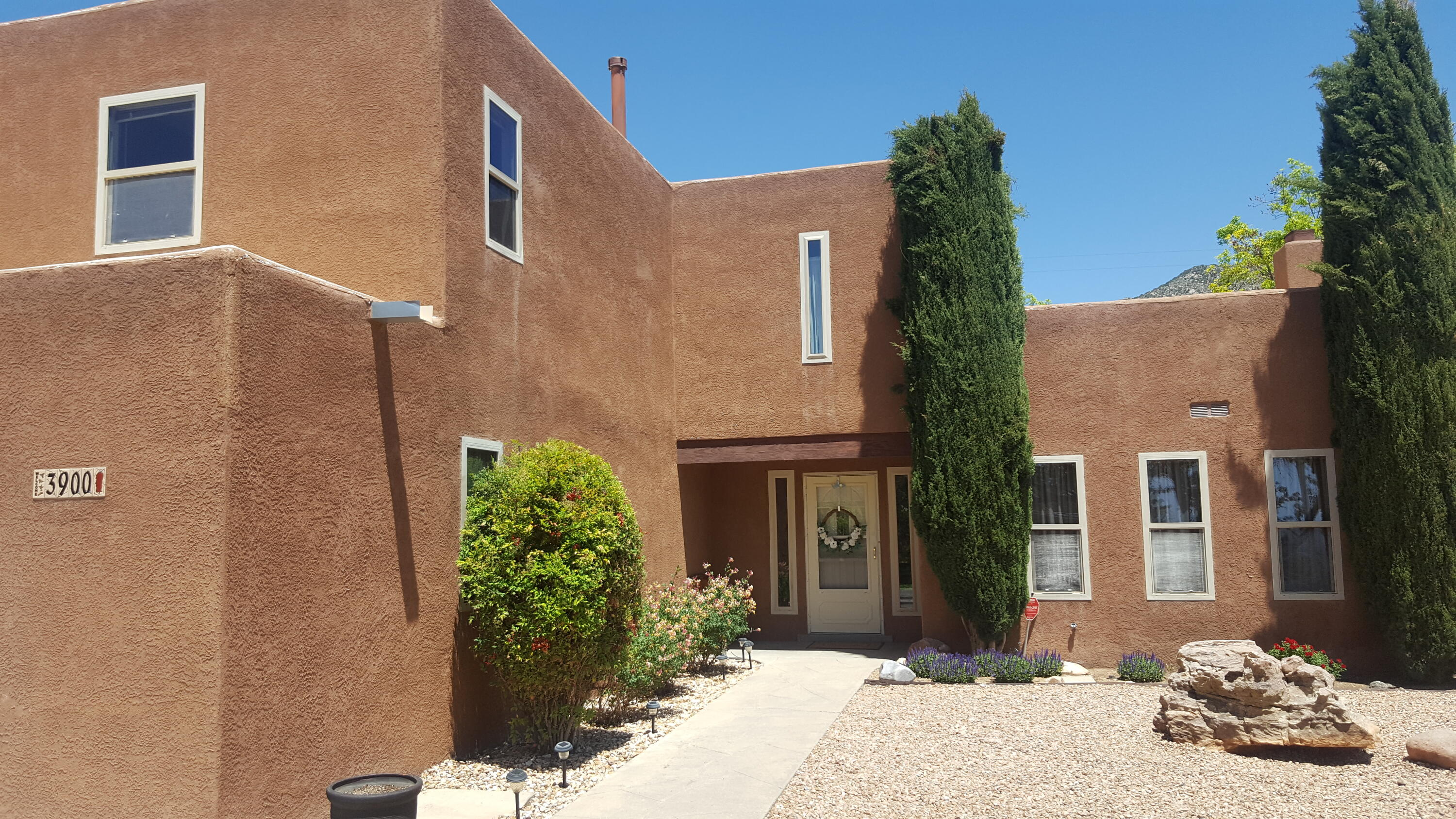 Spread out in this roomy 5 bedroom home on an oversize cul de sac corner lot in the Glenwood Hills area, El Dorado HS district. Critical updates in the last 5 years including TPO roof, water heater, coolers, carpeting upstairs, luxury vinyl in the living and dining rooms and a beautiful kitchen with granite and high end cabinetry with dovetail soft close drawers. Formal dining room can also serve as a second living area if desired. Handy flex space adjacent to the garage can be a home office, exercise room, hobby or homework area. Huge laundry room and spacious garage. Upstairs are the generous size bedrooms. Great views from the owner's suite deck. Gorgeous lush backyard with trees, lawn and east facing covered patio is very private as there is open space behind. Backyard access & shed.