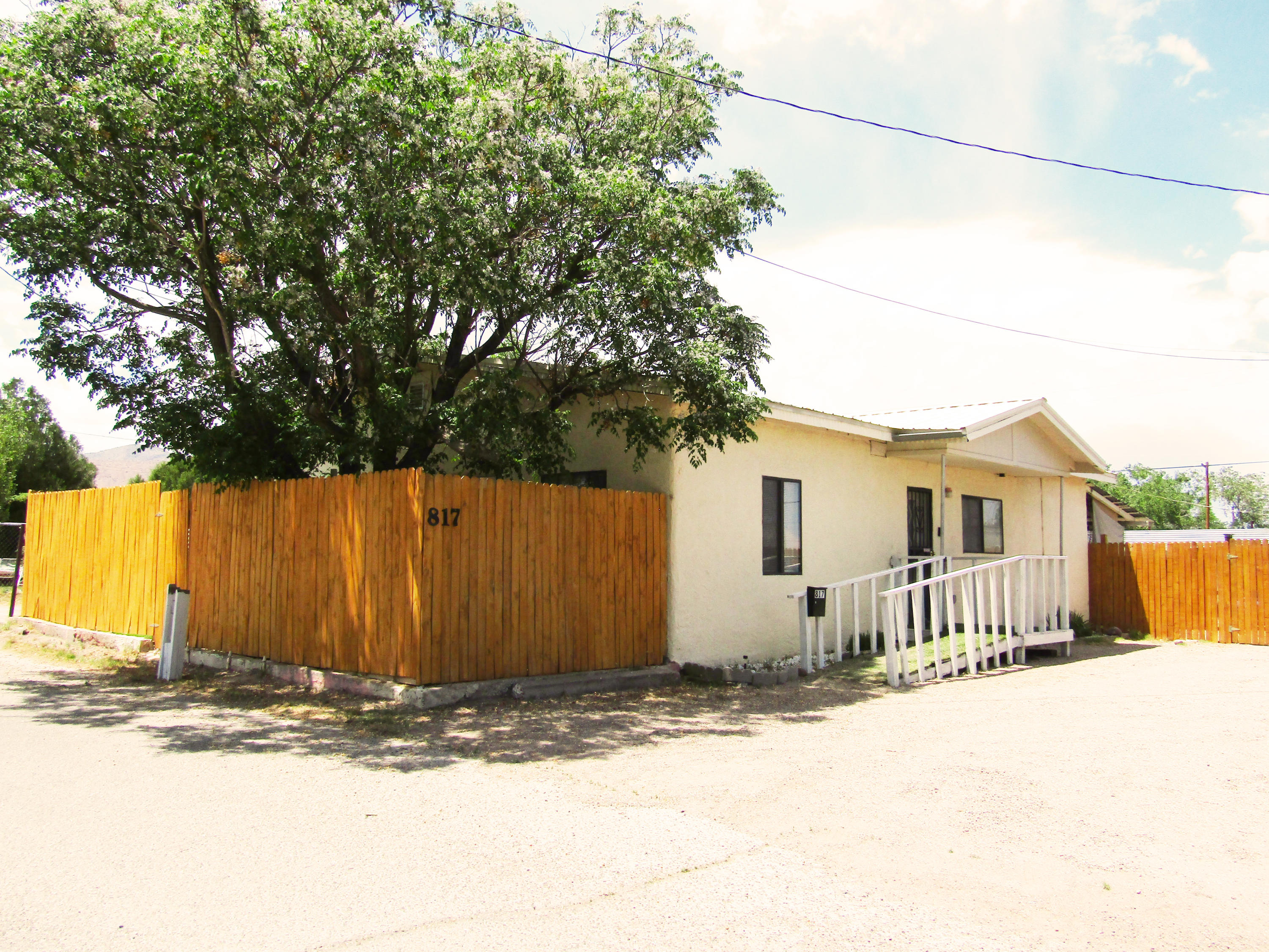 Come see this absolutely adorable home that sits minutes from New Mexico Tech! Unique floorplan with up to 4 bedrooms possible or make the extra rooms into a library, office, sitting room...the possibilities are endless! Quirky, artistic details throughout. You have to see this one before it's gone!