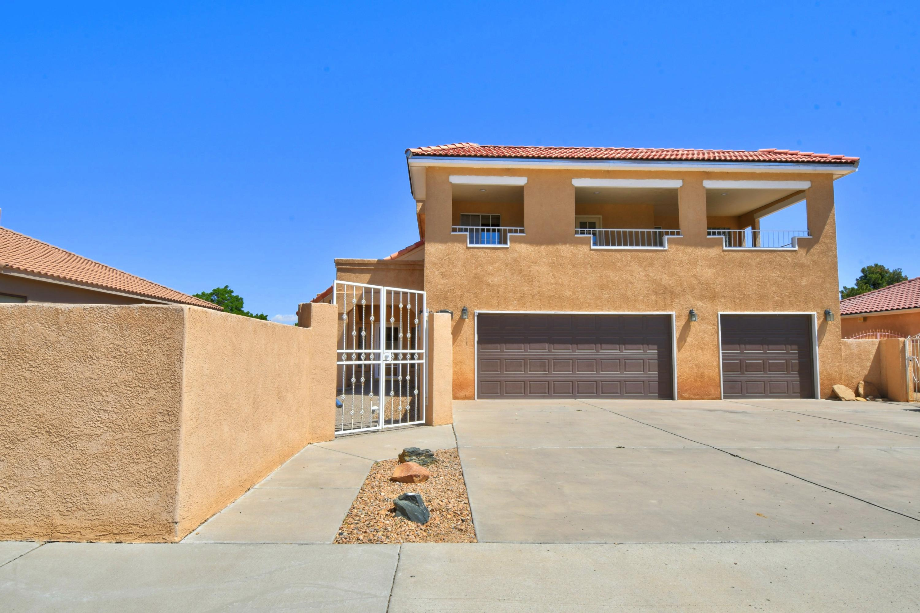 One owner home.  Built by the Owner.  MANY upgrades throughout the home.  Rare find with a basement.  Large scale RV parking behind a gate.  This home has MANY custom finishes that you won't find in an average home.  Pride of ownership and creation.