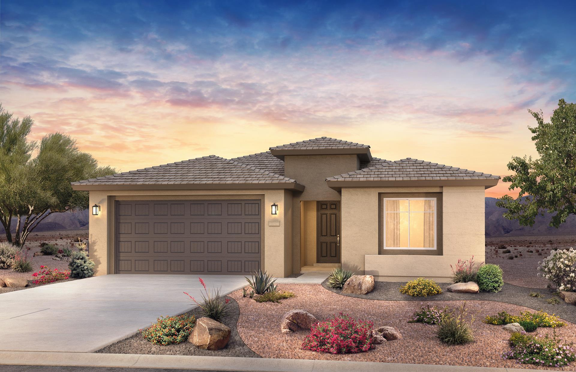 Available Nov/Dec 2021! Brand new, never lived-in Pulte home in a perfect location across from the community park. Enjoy brand new appliances, new carpet, new A/C, new tankless water heater, and so much more! This energy-efficient home boasts open concept living at its finest. Enjoy your open kitchen with built in stainless-steel appliances, granite countertops throughout, an eat-in island and an open gathering room with a fireplace ideal for entertaining. Enjoy ample storage in the oversized 2.5 car garage with an upgraded 8' door. New home warranty included!