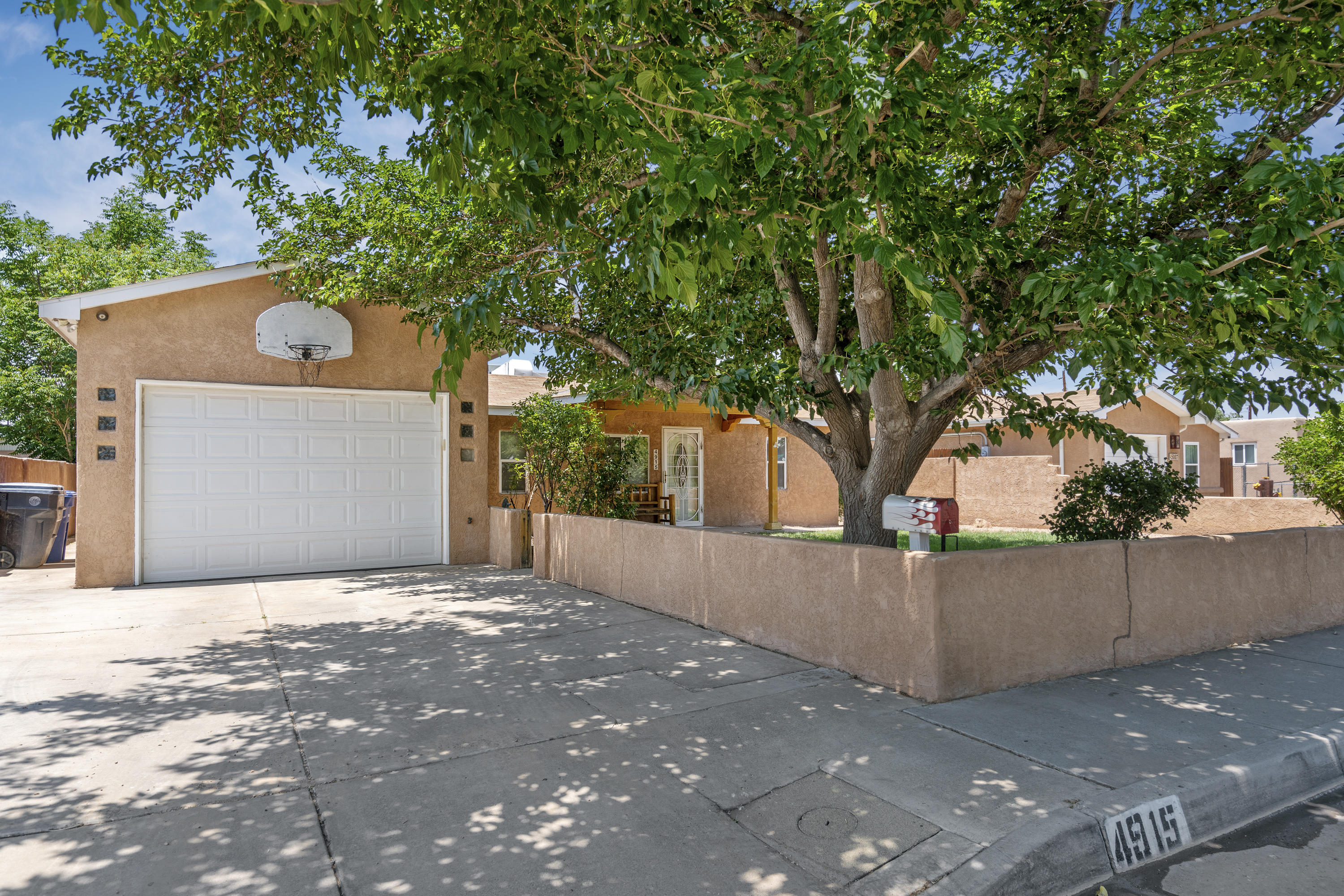 Check out this 4 bedroom 3 bathroom home located in the North valley. You are greeted by wood floors and open floor plan as you walk thru the door. This home offers generous size rooms and oversized garage. Stop in today!