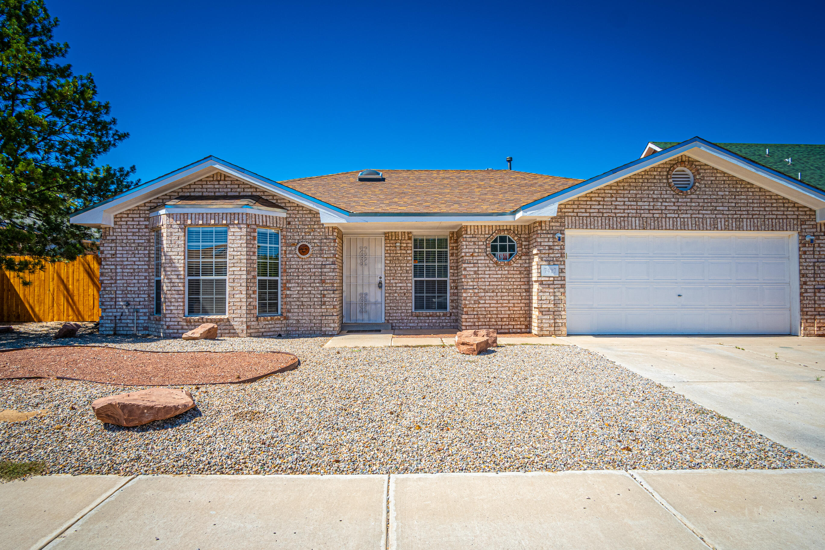 This beautifully updated Oppel Jenkins home is now for sale. This great floor plan comes with all that you could ask for. Home features 4 Bedrooms, 2 Full Bathrooms, Granite Countertops, stainless steel appliances, tile floors, carpet in only the bedrooms, Roof Replaced (2016), upgraded Refrigerated Air (2018), Newer Furnace (2018), New Tankless Water Heater (2021), New Block Wall, New Custom Side Gates, Alarm, and Irrigation system. Home also comes with garden beds in backyard that give you onions, carrots, beats, tomatoes, zucchini, cucumbers, basil and more. New 2' garden/flower bed wall built for anything you can imagine. Bonus*** 65 inch TV above fireplace conveys with home along with bookcase in front bedroom.*** This home will not last long! Call today for your private tour.